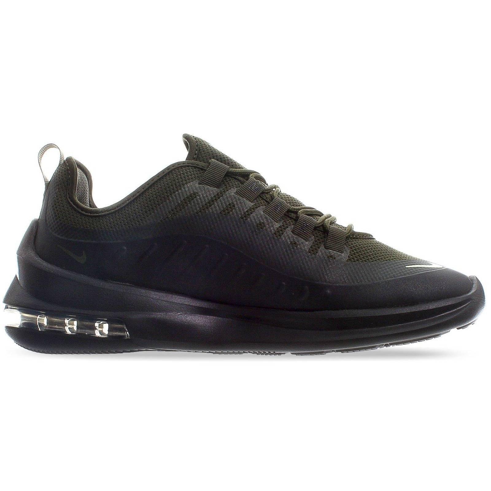 Implacable Cornualles de madera  Tenis Nike Air Max Axis - AA2146302 - Verde Oliva - Hombre