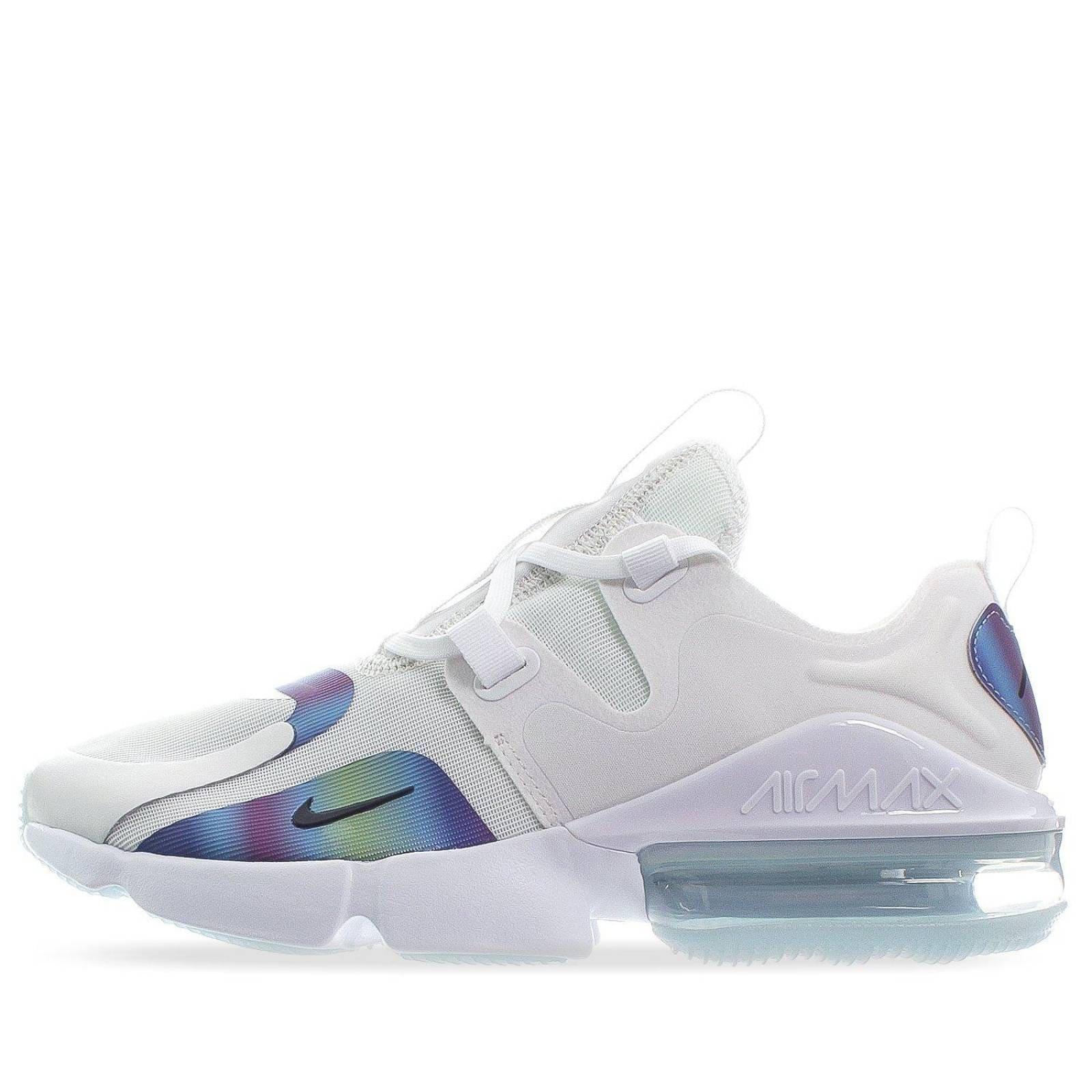 Tenis Nike Air Max Infinity - BQ3999101 - Blanco - Hombre