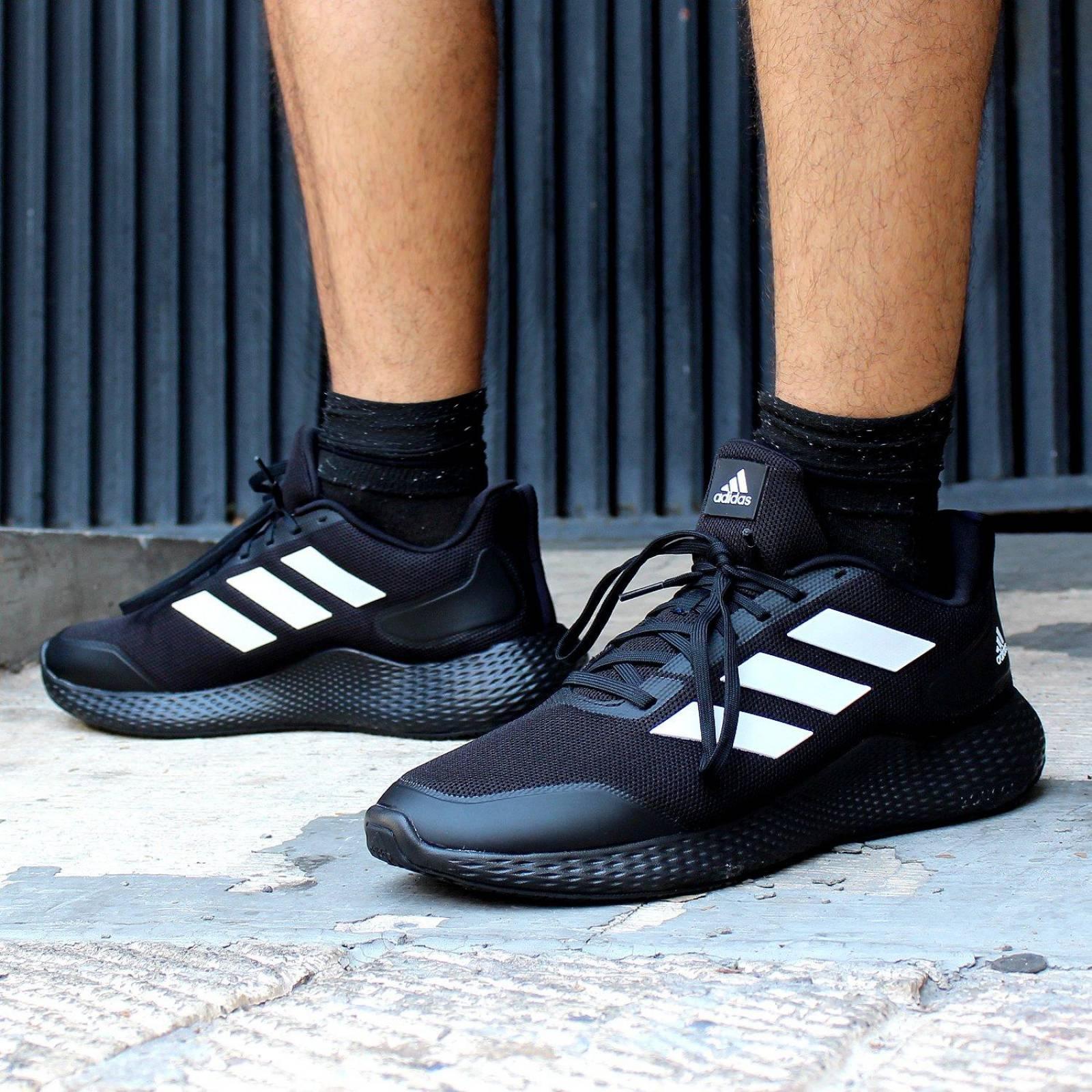 Tenis Adidas Edge Gameday - EE4169 - Negro - Hombre