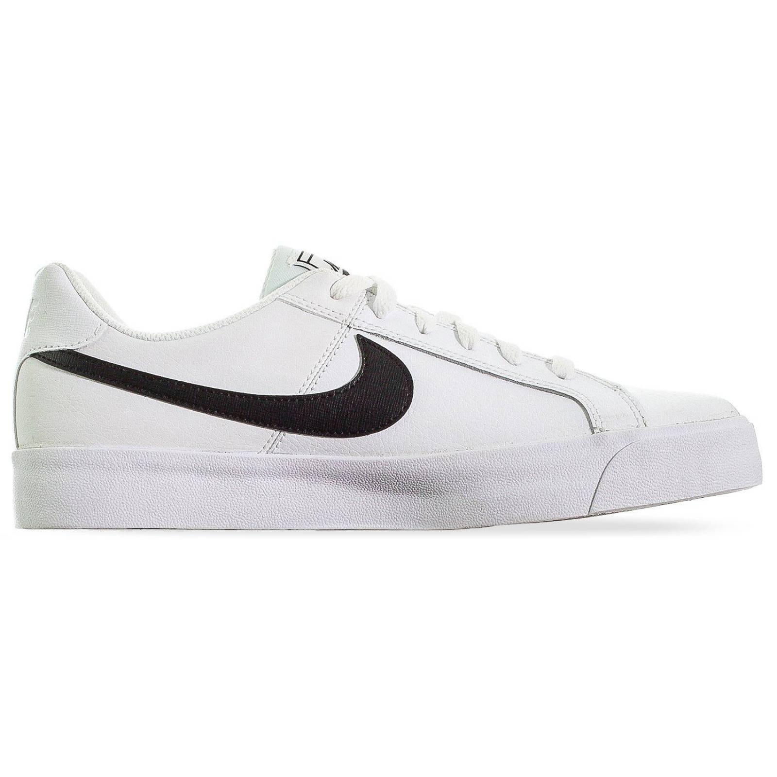 Religioso Fuerza Derecho  Tenis Nike Court Royale AC - BQ4222103 - Blanco - Hombre