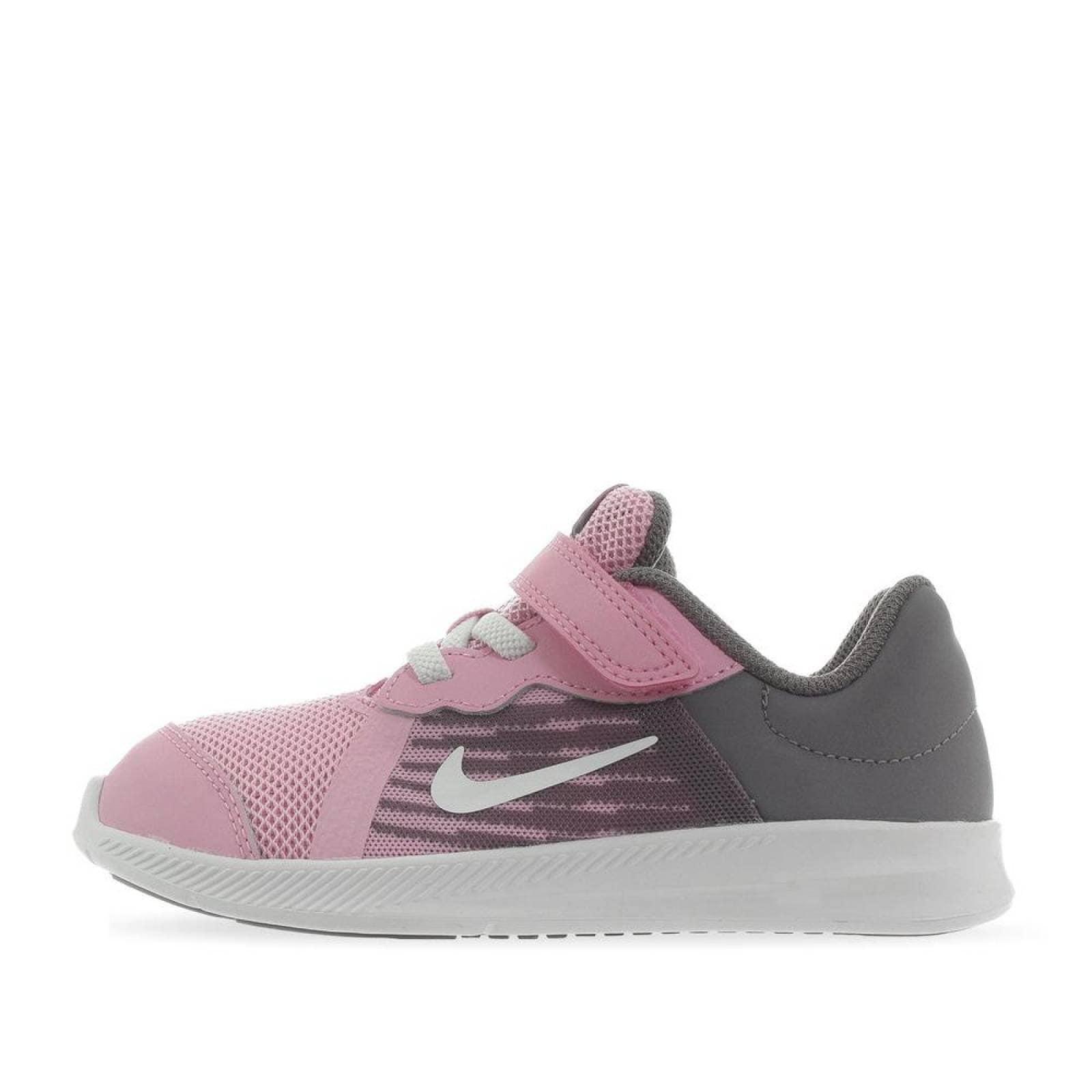 Tenis Nike Downshifter 8 922859602 Rosa Bebes