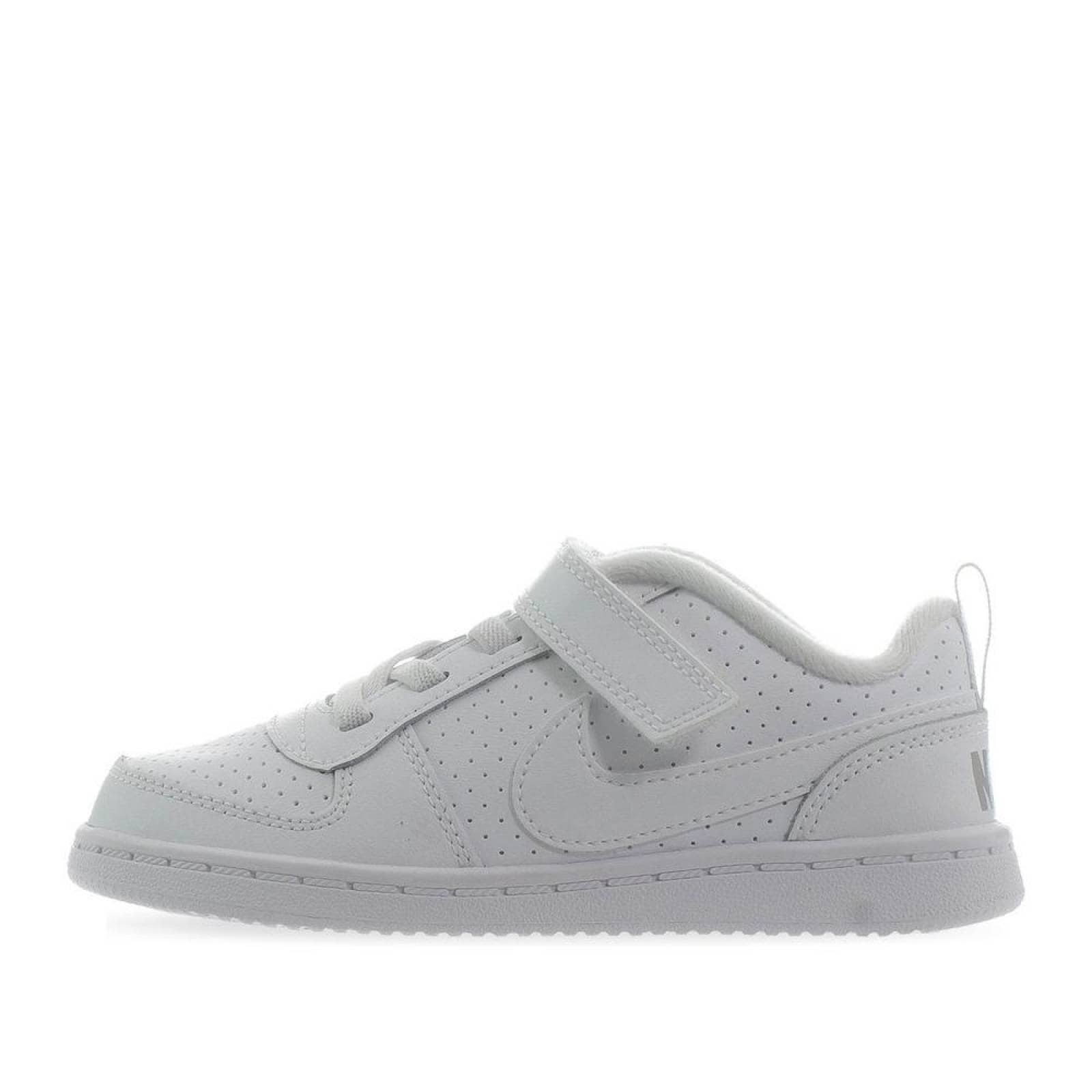 Tenis Nike Court Borough Low TD 870029100 Blanco Bebes