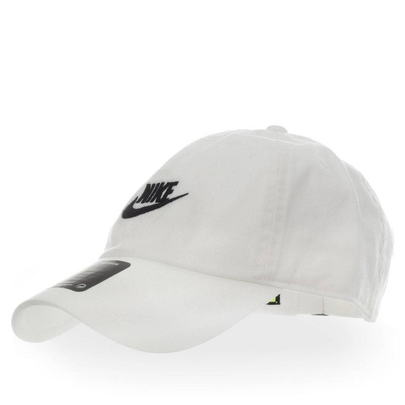 Gorra Nike H86 Futura 913011100 Blanco Unisex