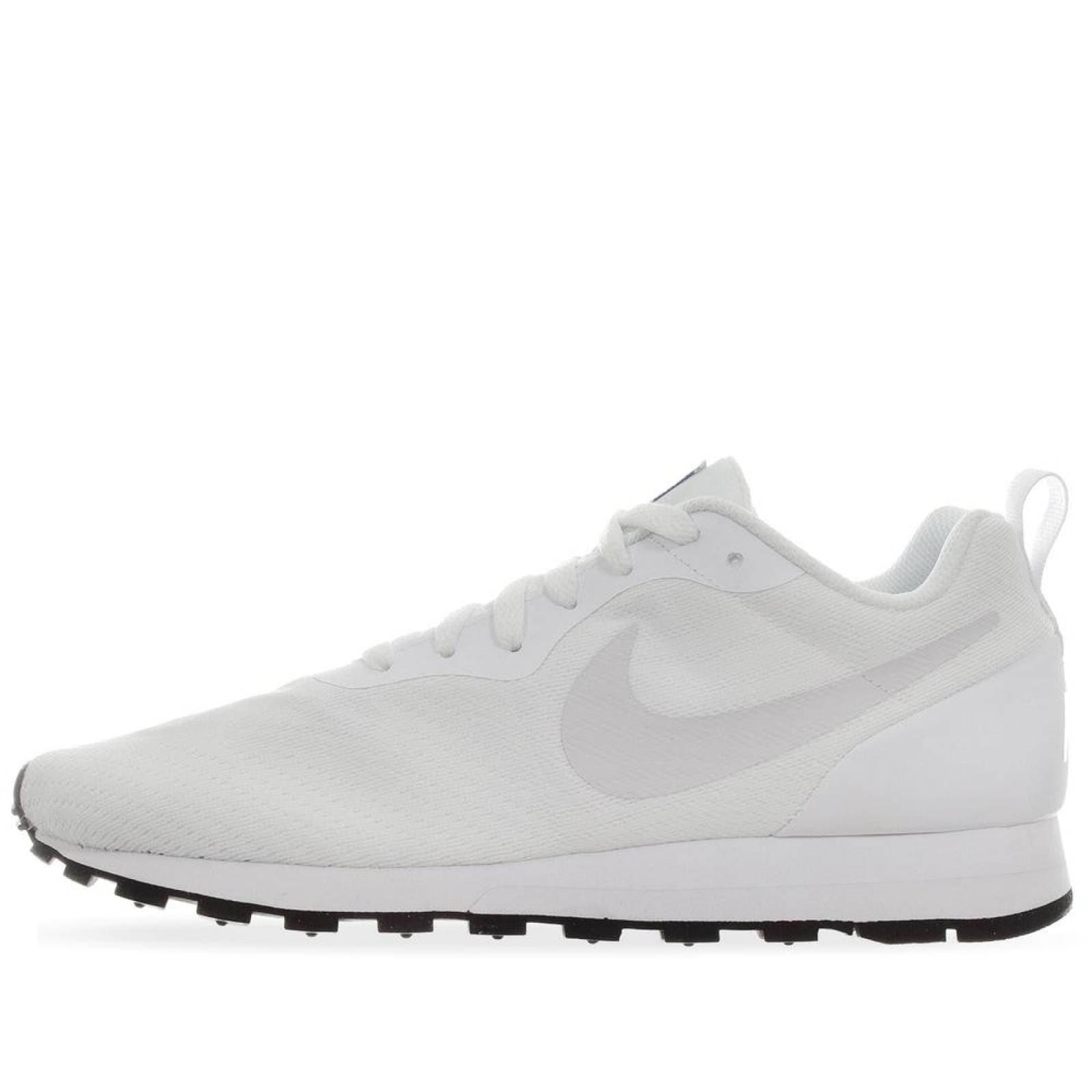 Tenis Nike MD Runner 2 ENG Mesh 916774101 Blanco Hombre