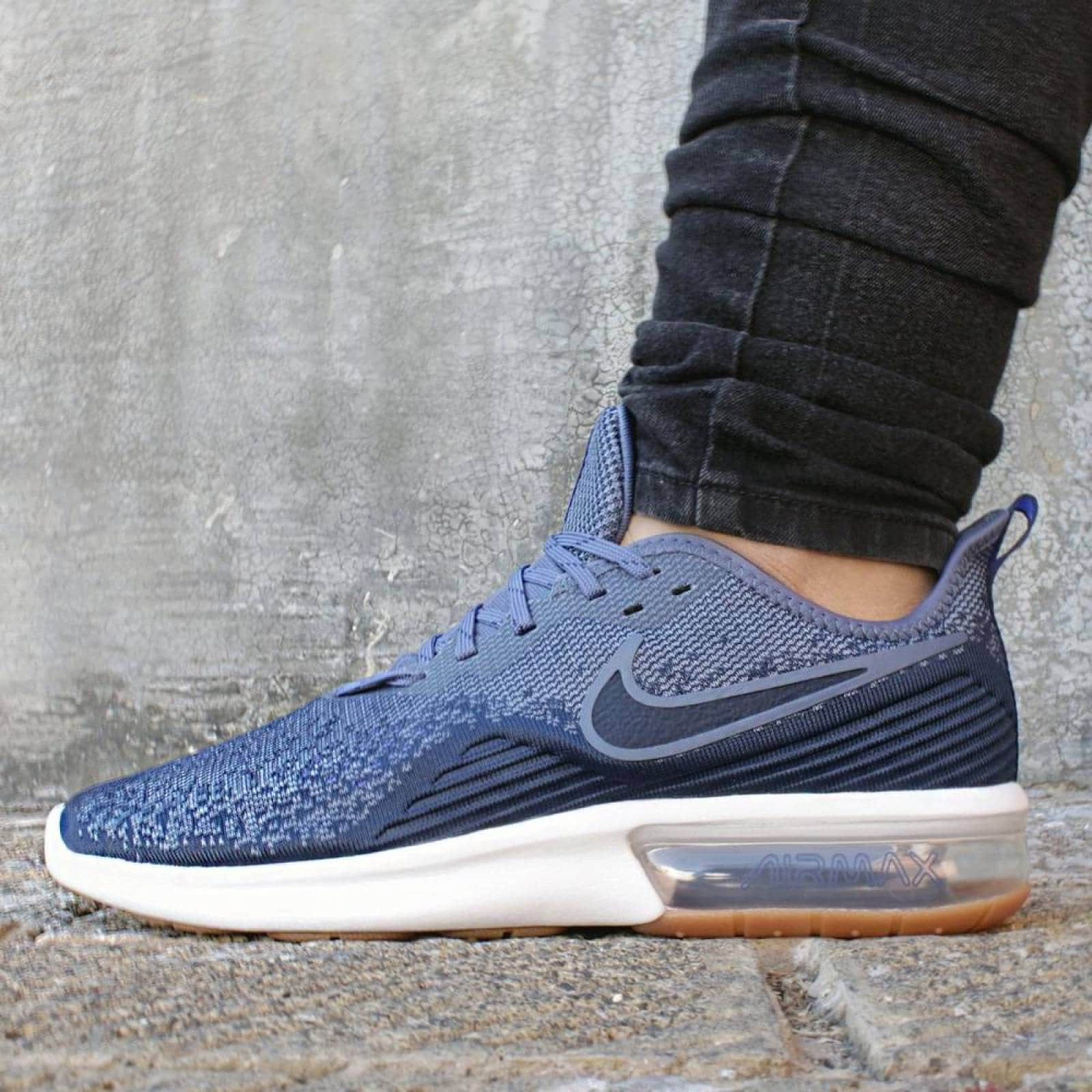 Tenis Nike Air Max Sequent 4 Hombre