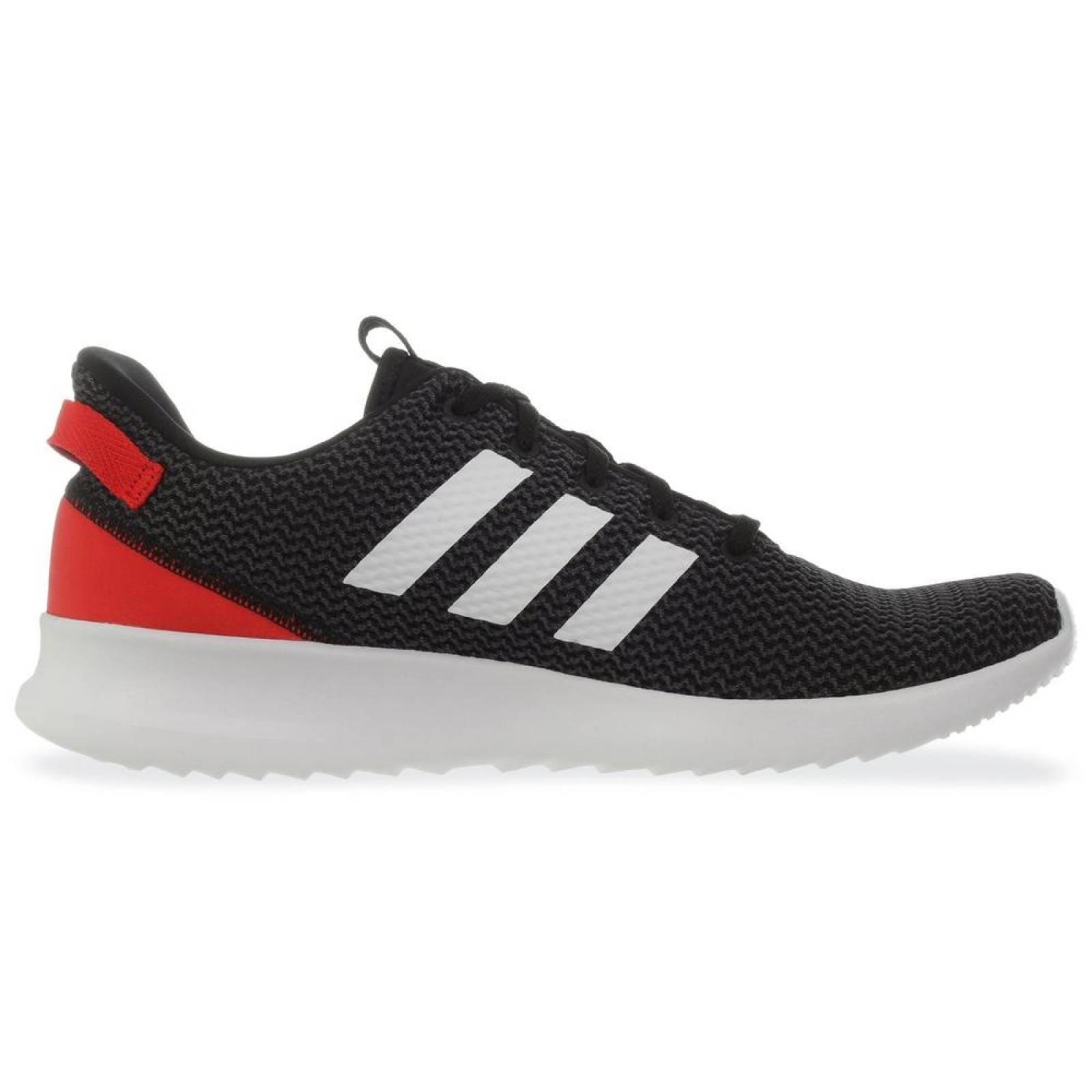 Tenis Adidas CF Racer TR B43638 Gris Obscuro Hombre