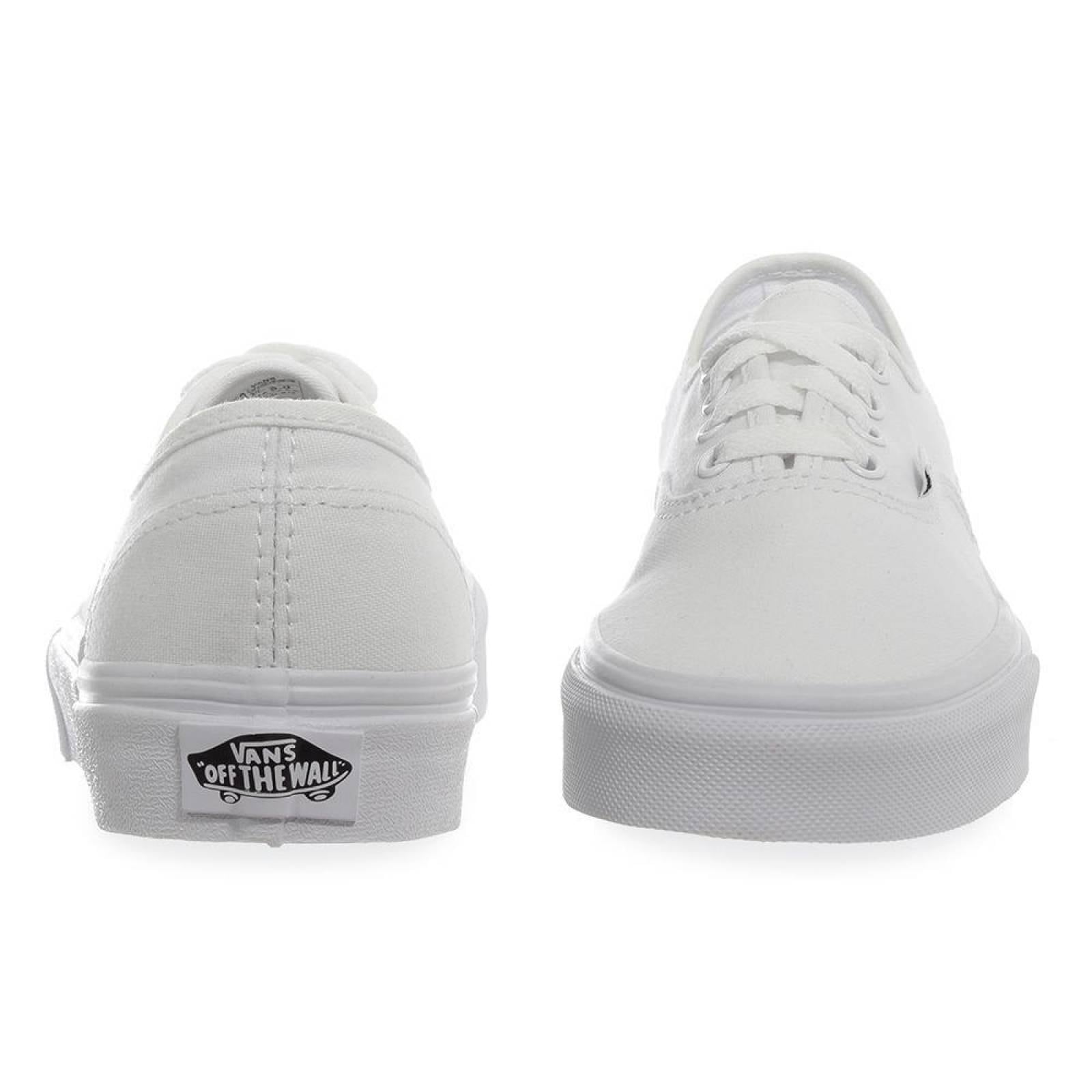 Tenis Vans Authentic 0WWXENS Blanco Niños