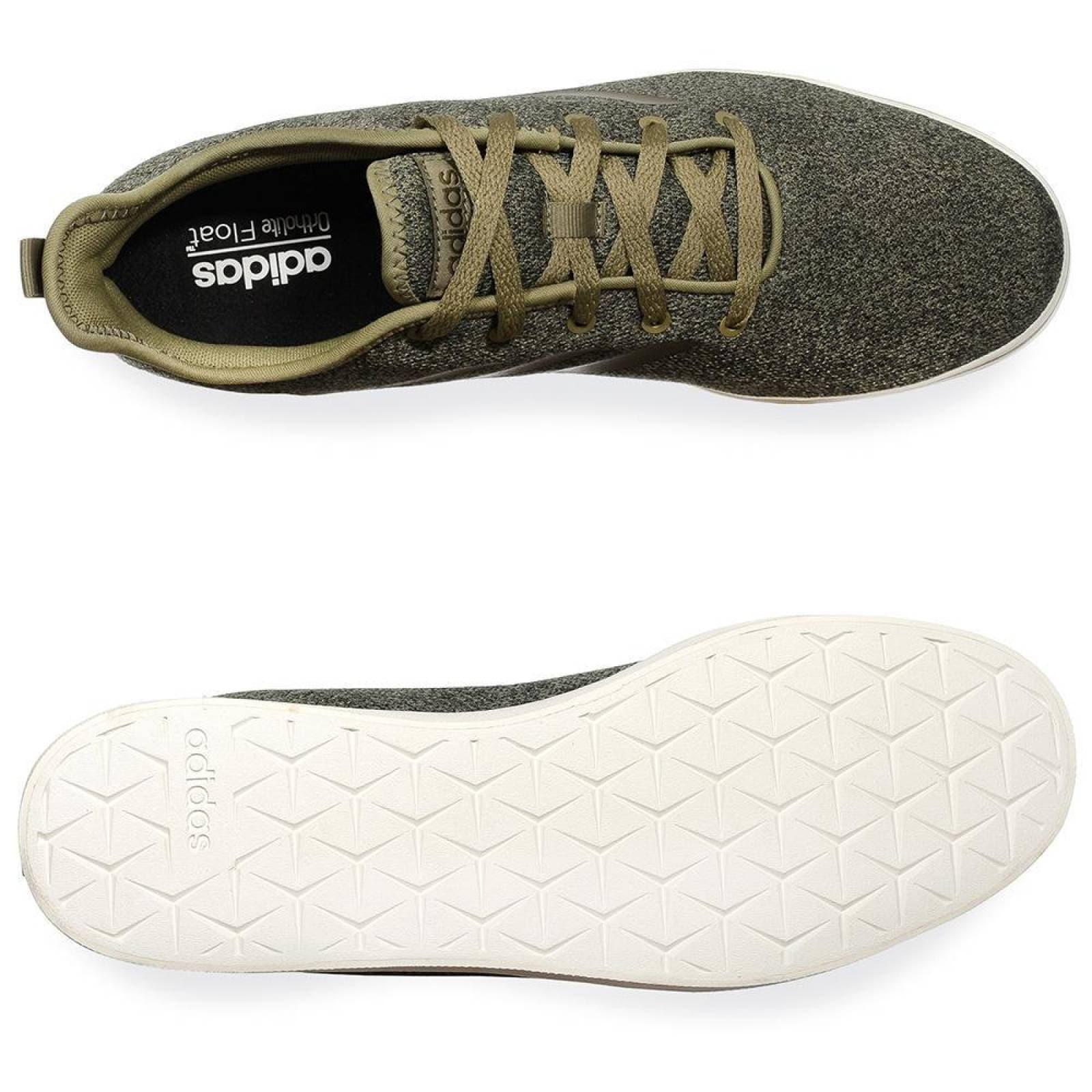 Tenis Adidas True Chill DA9850 Verde Oliva Hombre