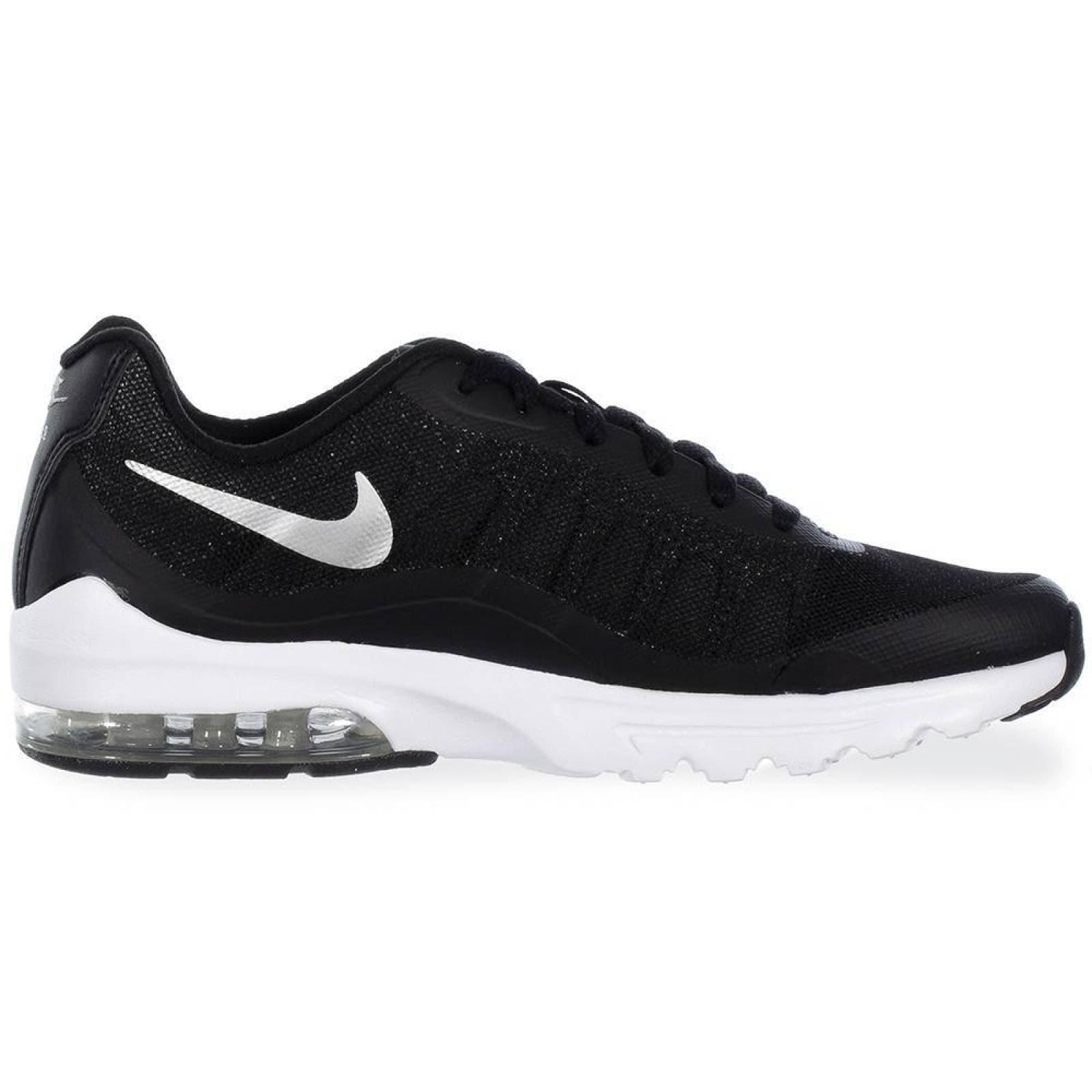 Tenis Nike Air Max Invigor 749866001 Negro Mujer