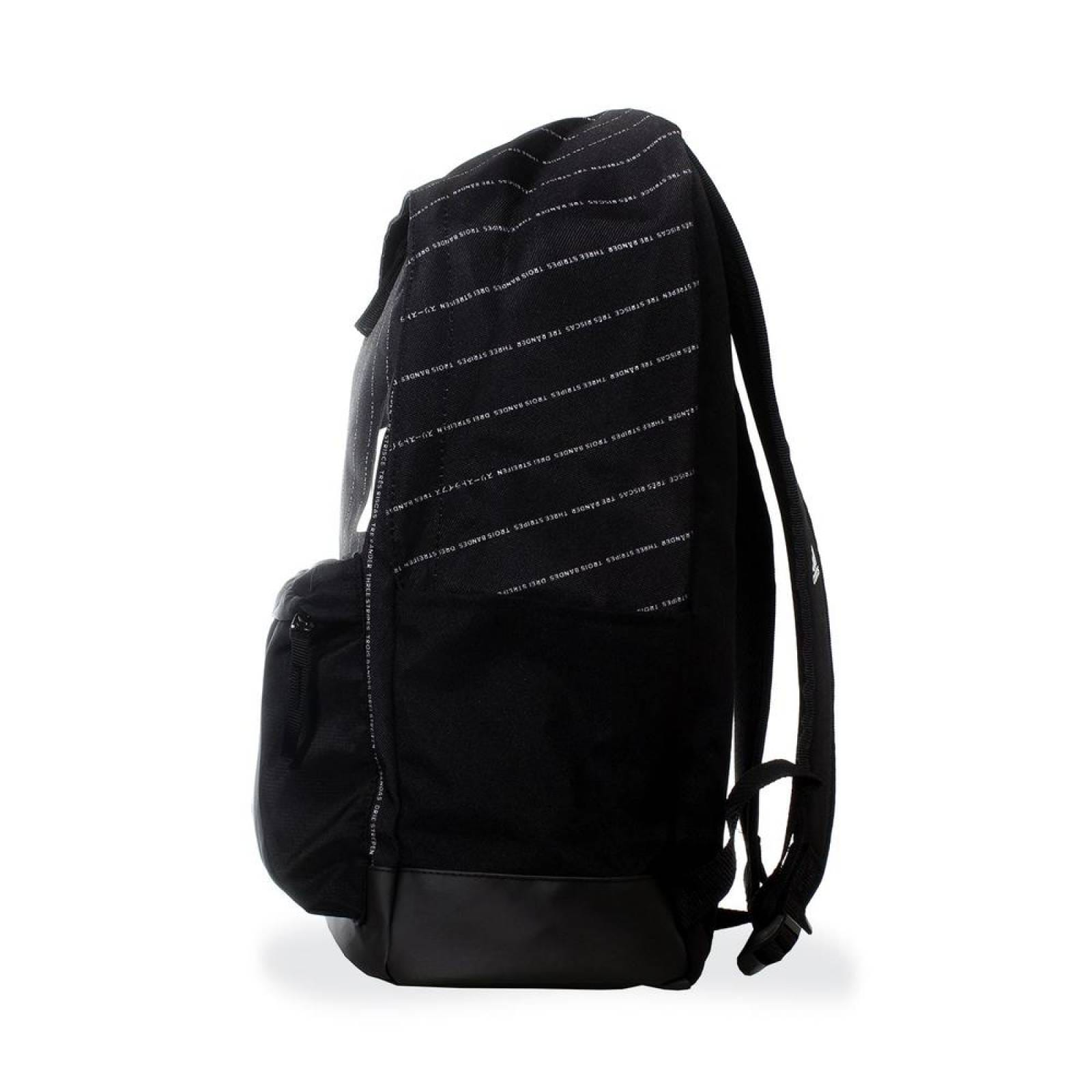Mochila Adidas Classic Pocket CY7017 Negro Unisex