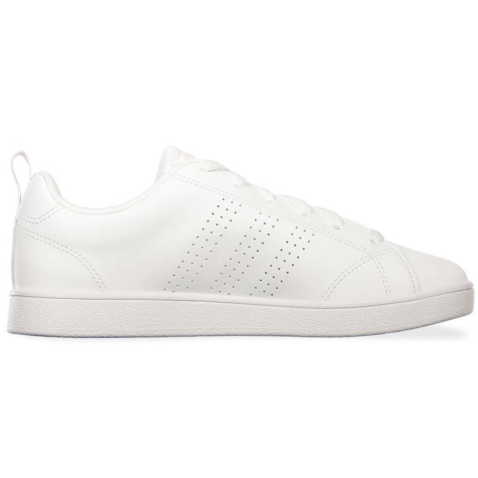Tenis Adidas Advantage Clean W DB0581 Blanco Mujer