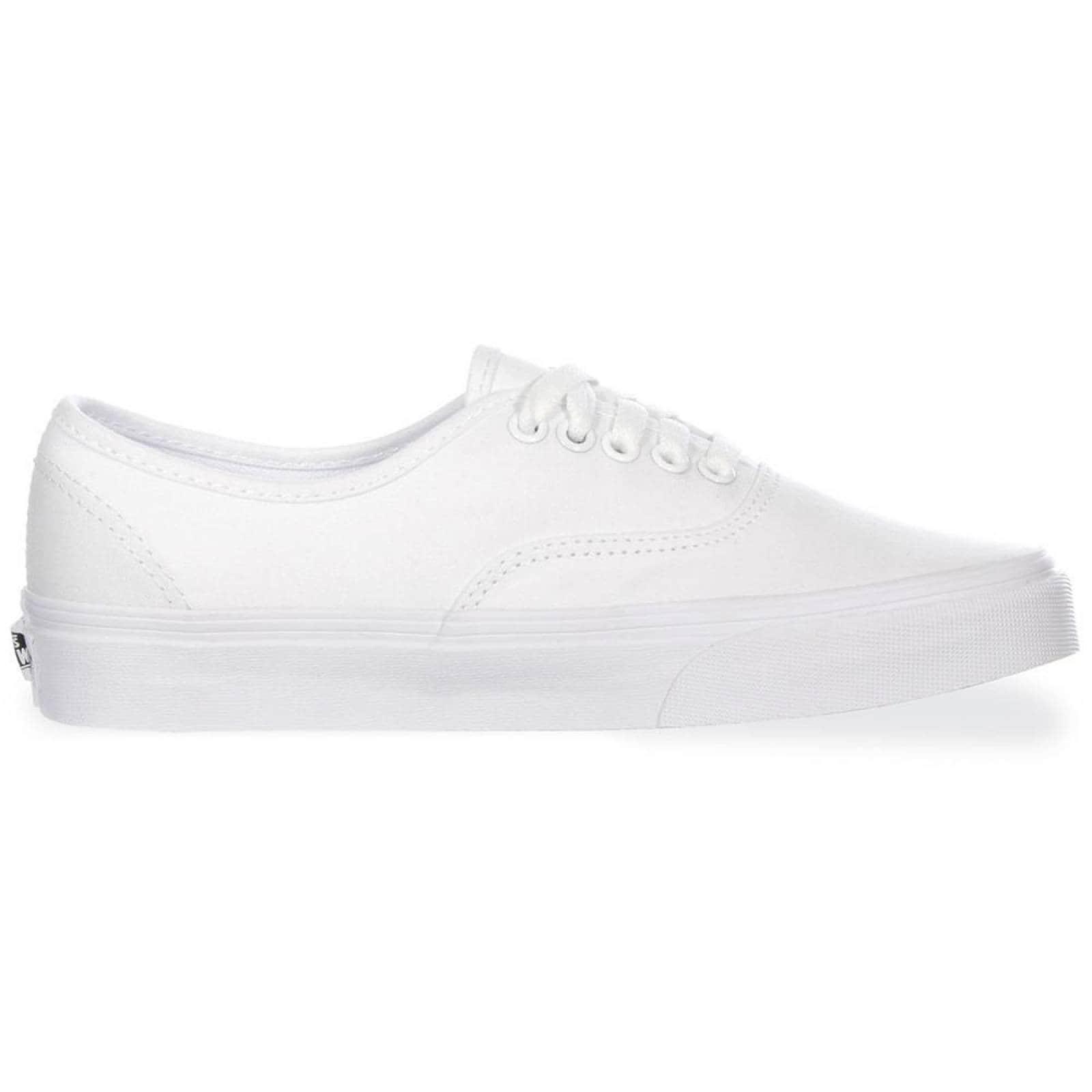 Tenis Vans Authentic - 0EE3W00 - Blanco - Unisex