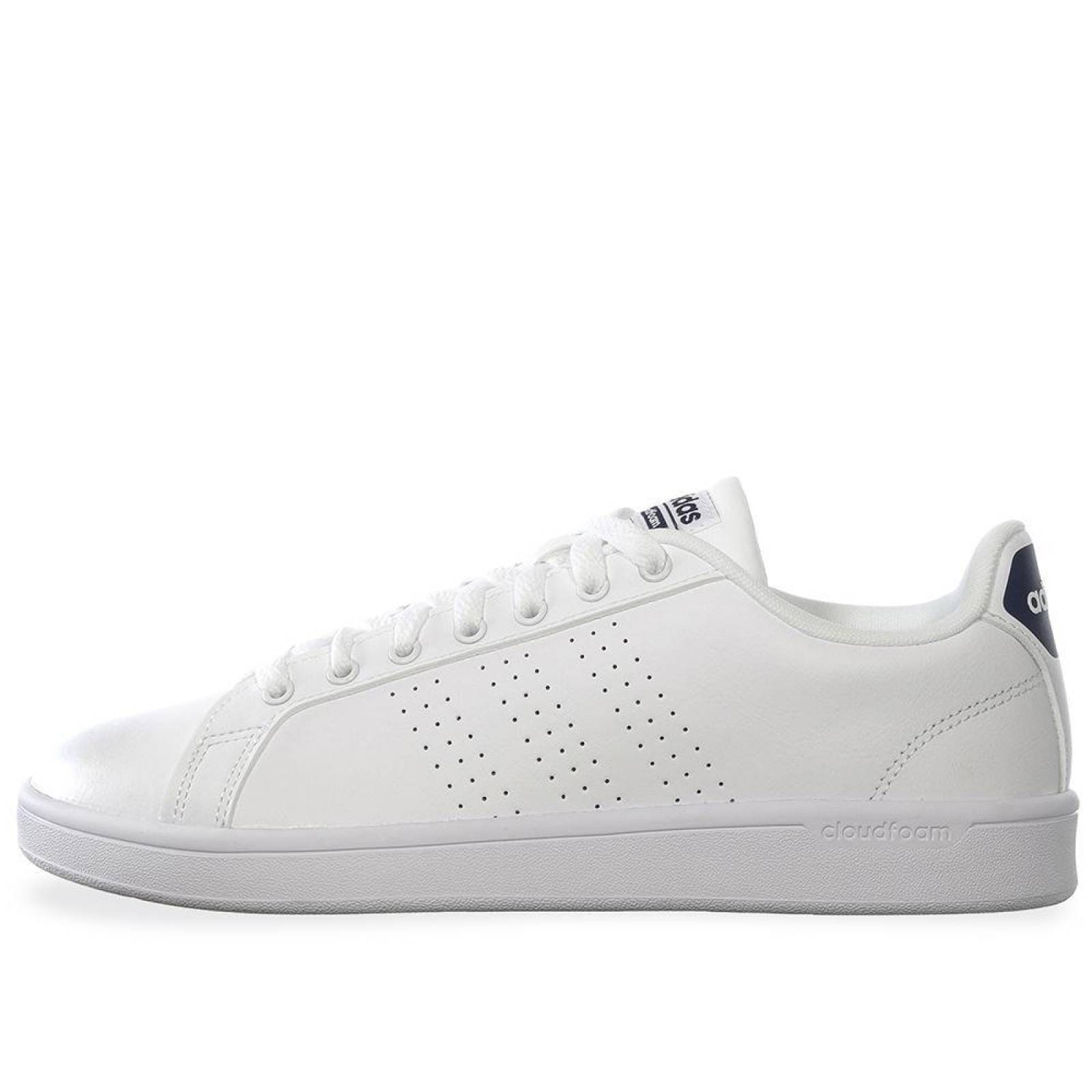 Tenis Adidas CF Advantage Clean - BB9624 - Blanco - Hombre
