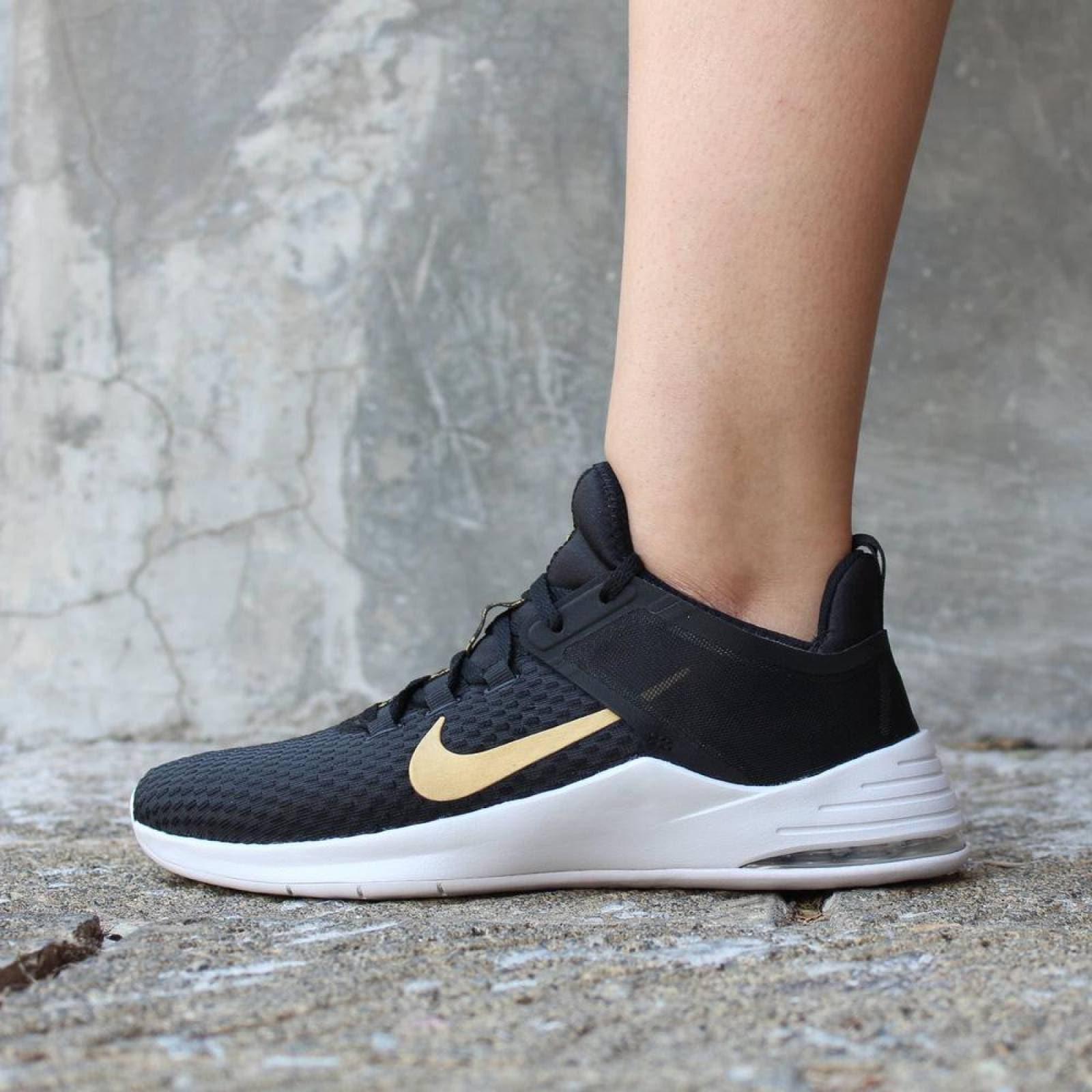 Tenis Nike Air Max Bella TR 2 AQ7492001 Negro Mujer