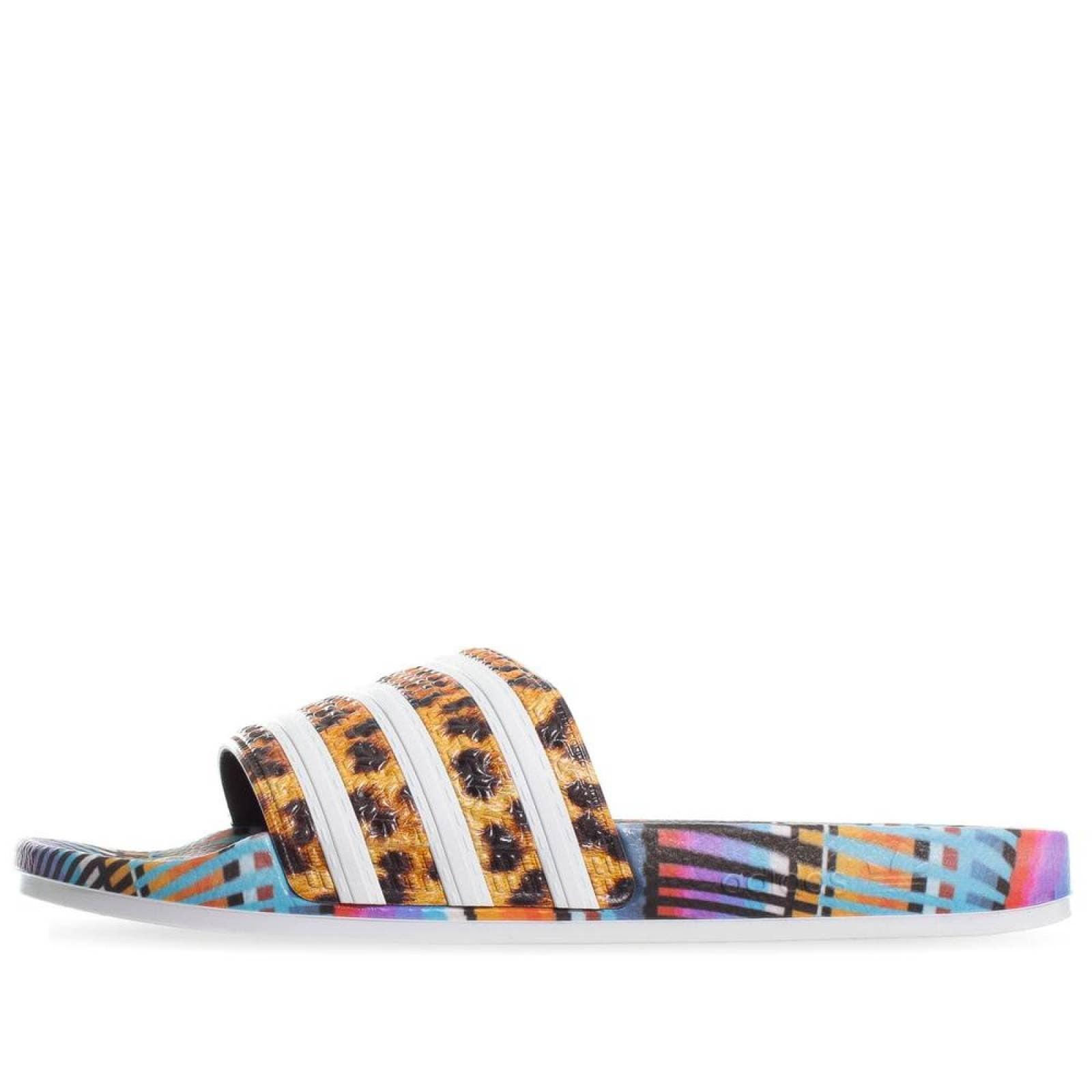 Sandalias Adidas Adilette W CM8223 Multicolor Mujer