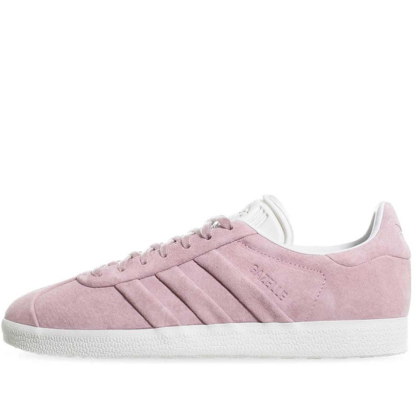 adidas gazelle rosas mujer