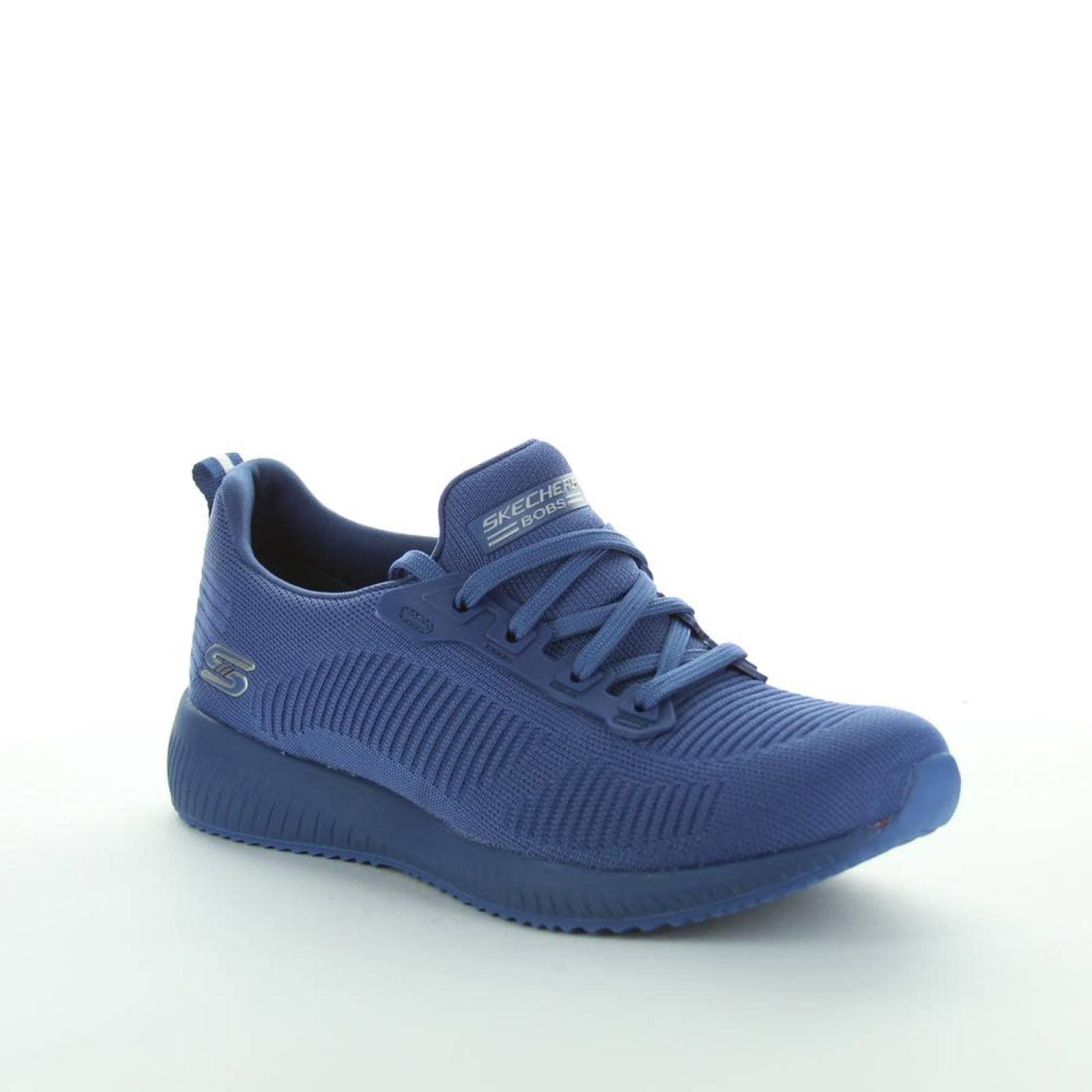 skechers mujer azul