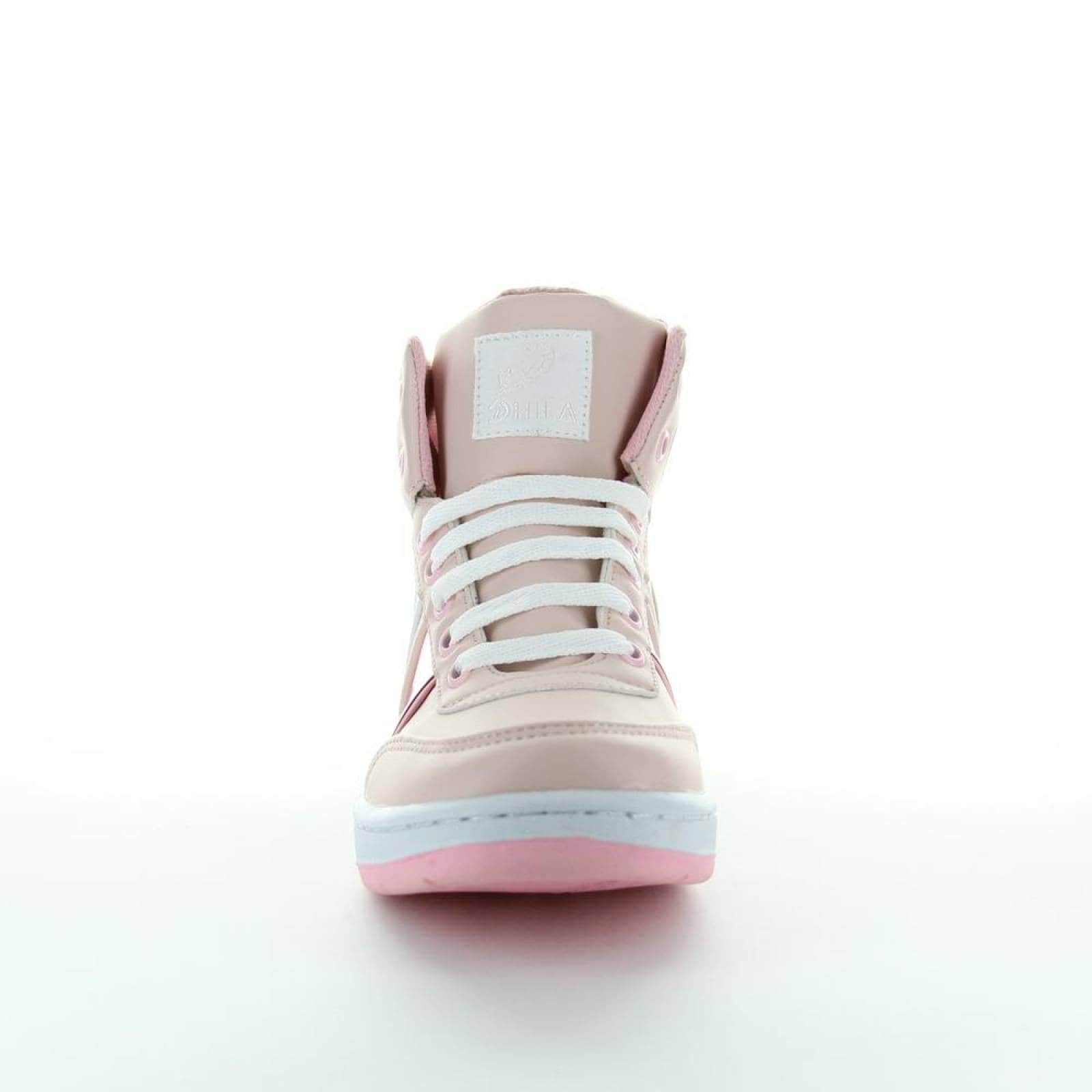 Tenis Dhila Mujer Rosa Tipo Napa 528