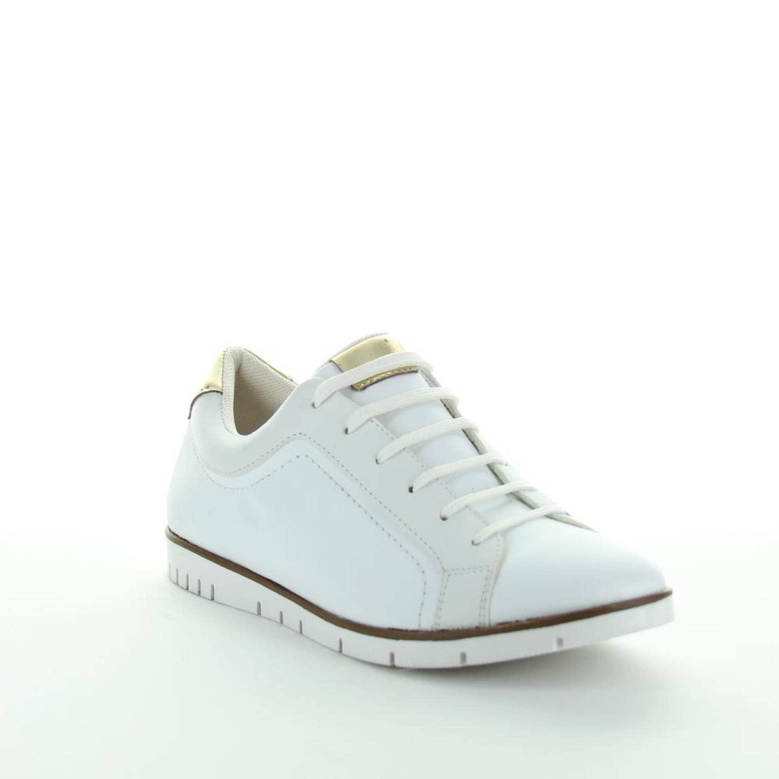 Tenis Padus Mujer Blanco Textil Raf014