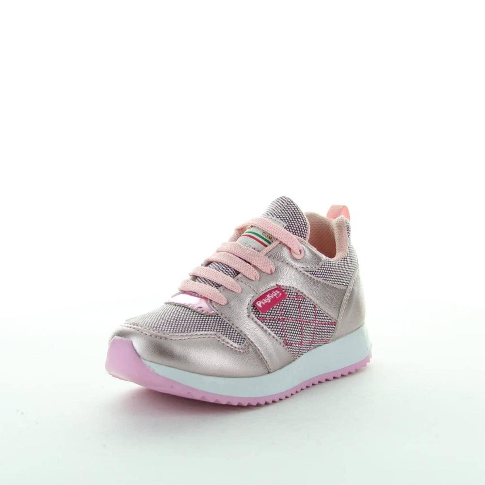 Tenis Moda Niña Salvaje Tentación Rosa 22103100 Textil