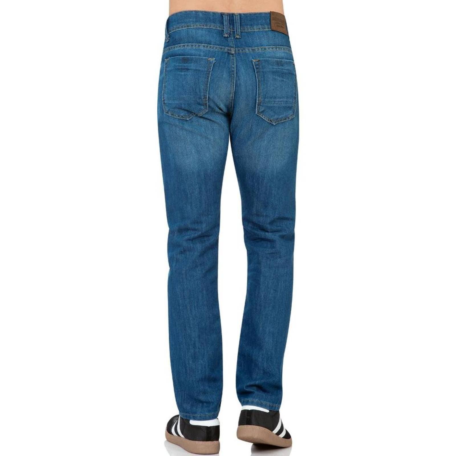 Jeans Disparate Men Hombre Azul Mezclilla 5000