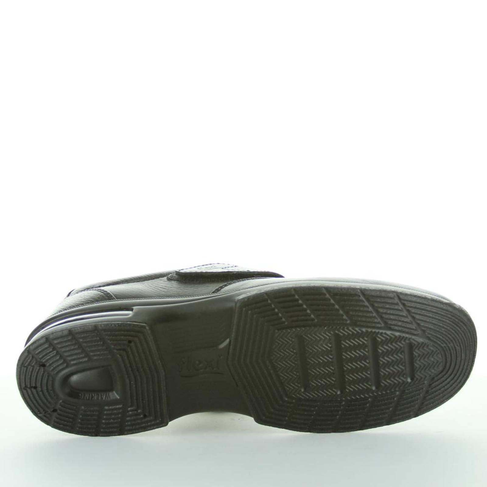 Zapato Casual Hombre Flexi Negro 02503134 Piel