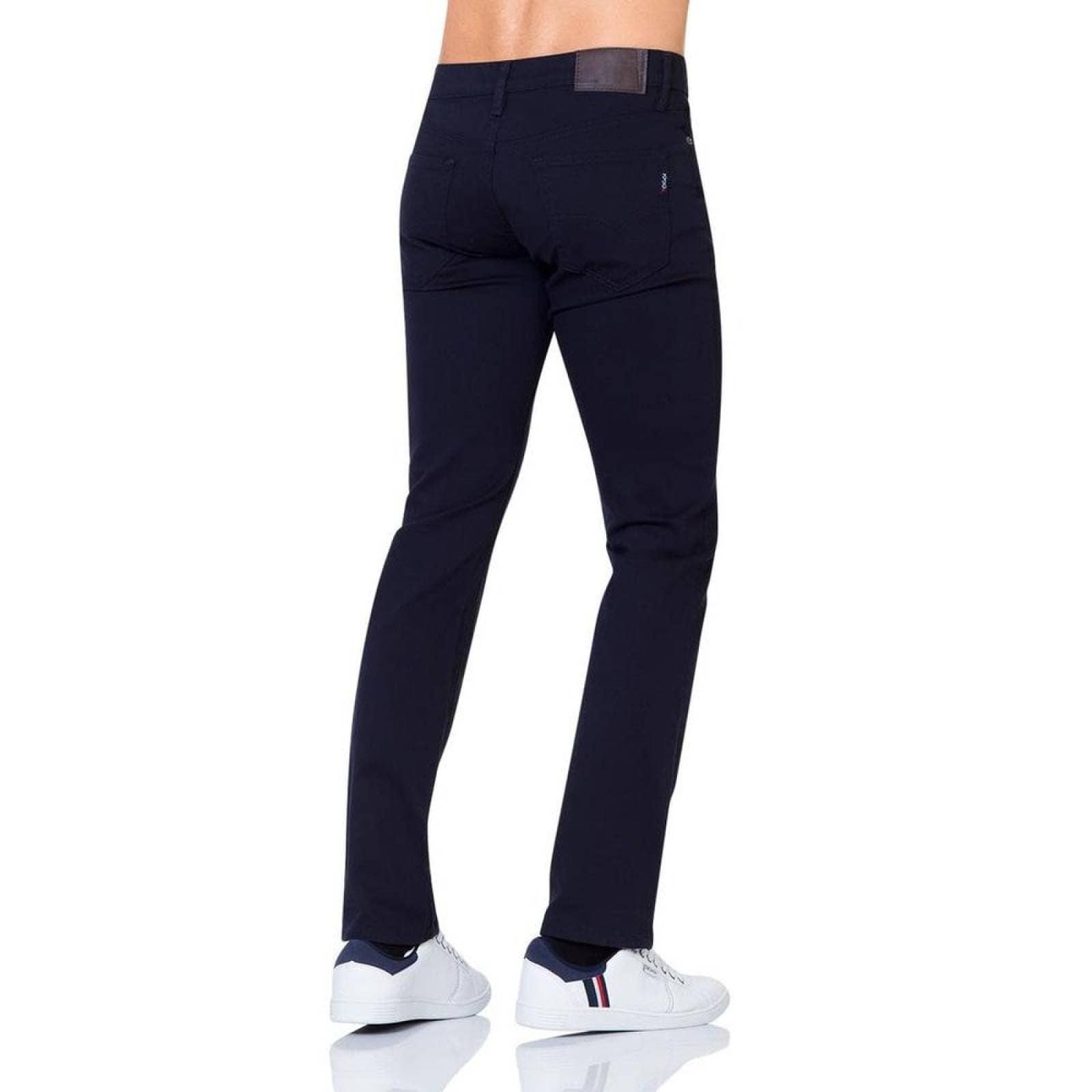 Pantalon Casual Hombre Oggi Movin 59102136 Gabardina Stretch