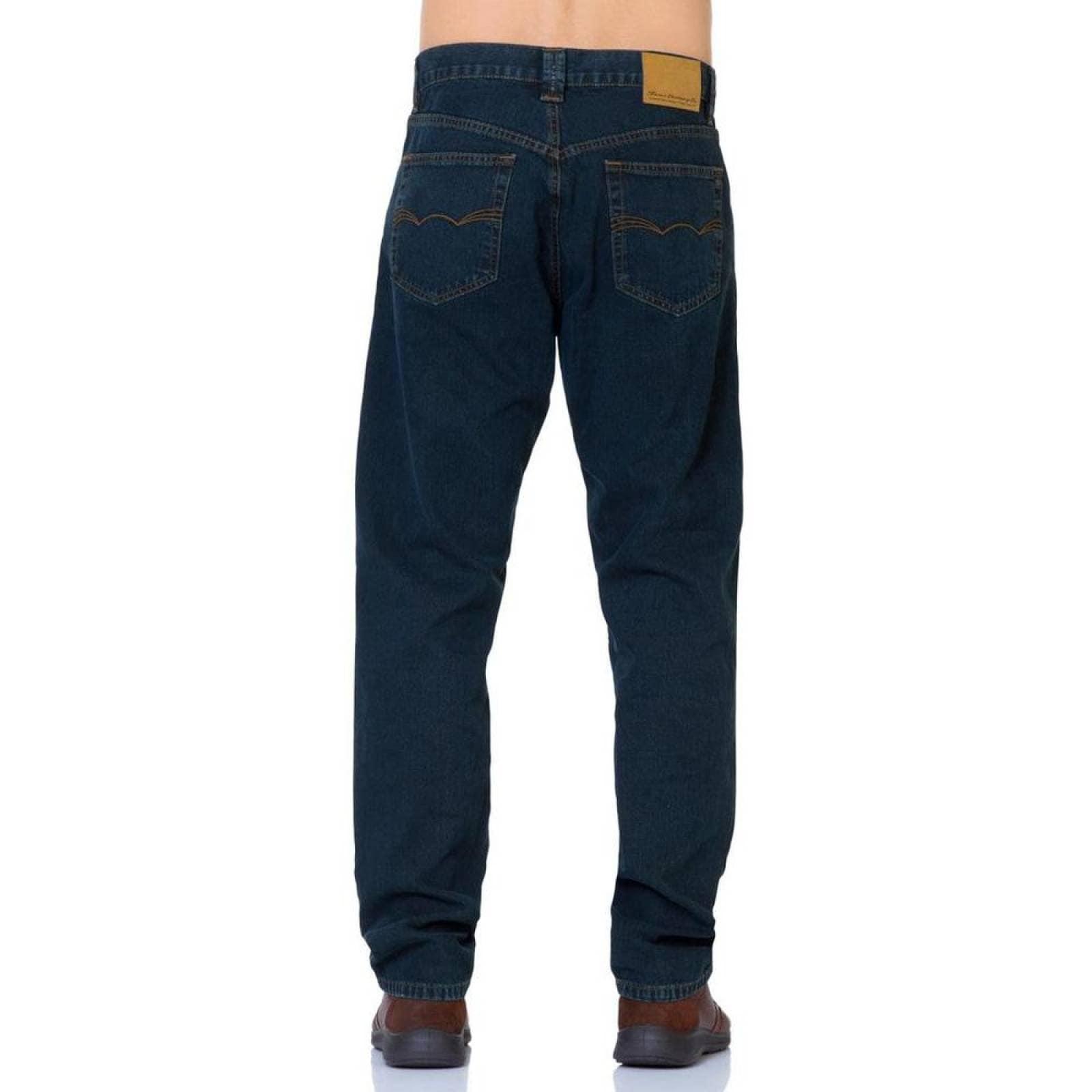 Jeans Basico Hombre Furor Over 62103349 Mezclilla