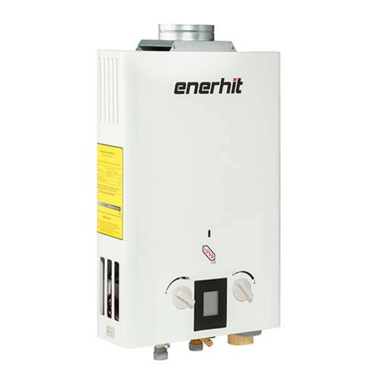 Calentador instantáneo Enerhit 6 l para gas natural