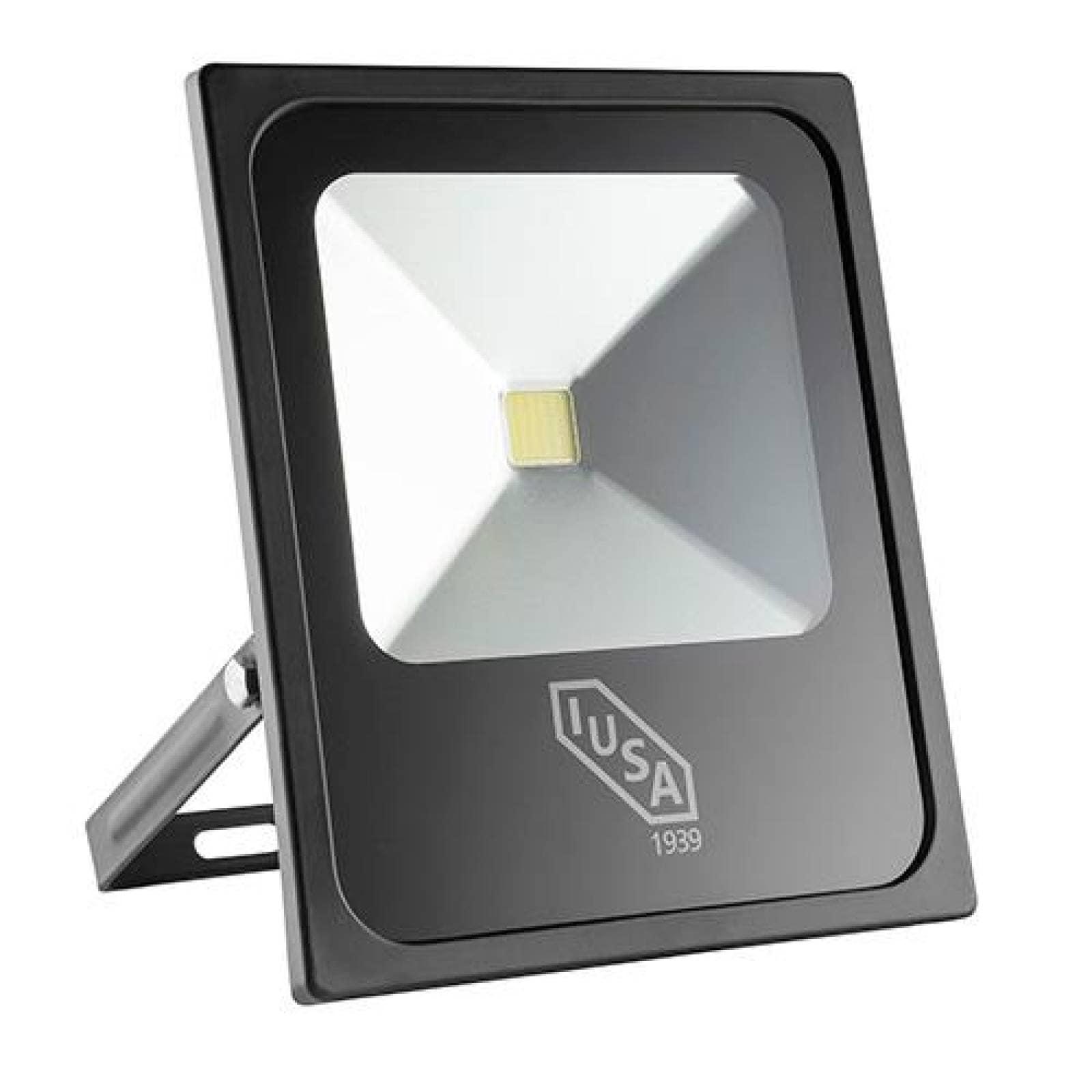 Reflector exterior slim LED 10 W 65 K