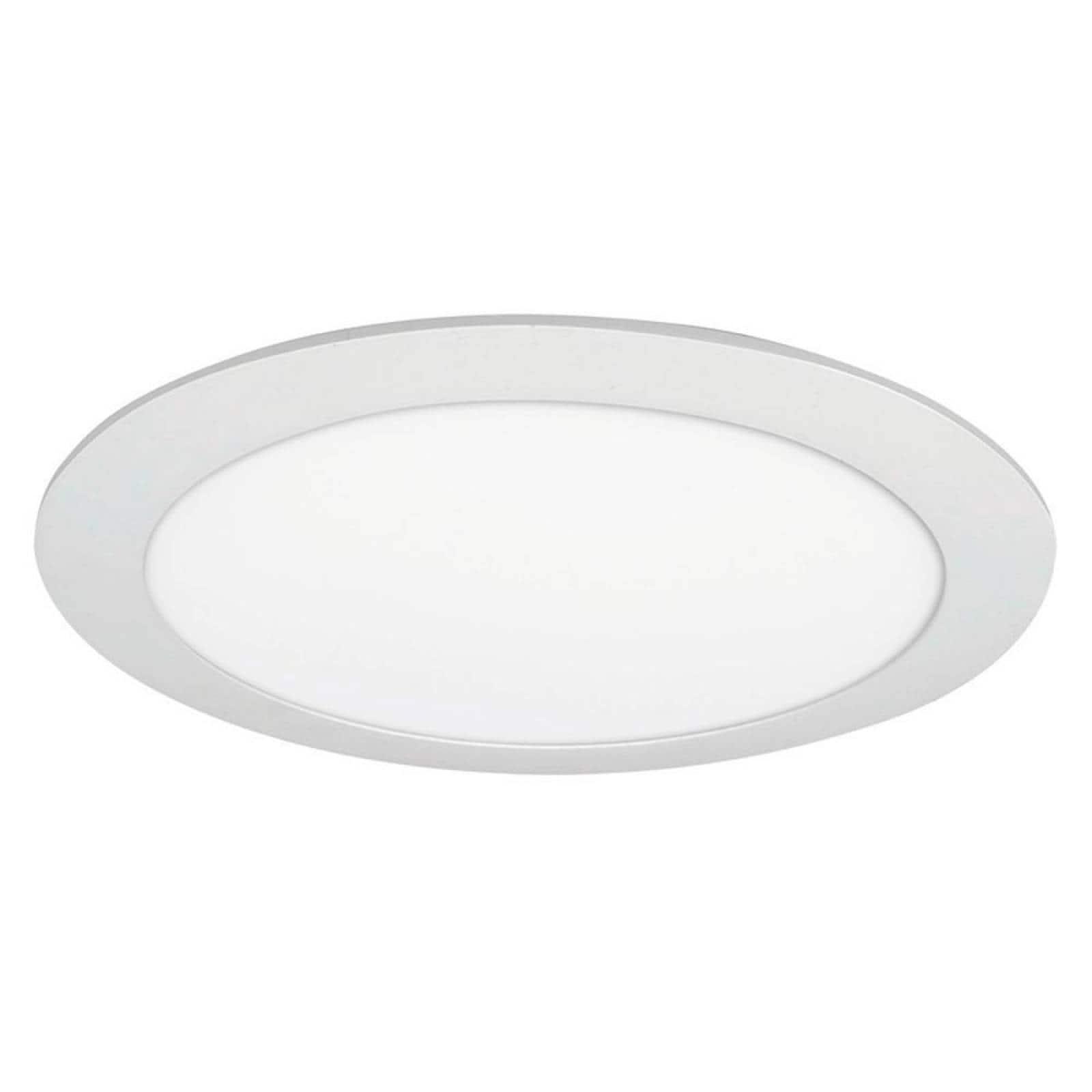 Lámpara LED redonda para empotrar luz blanca 3 W