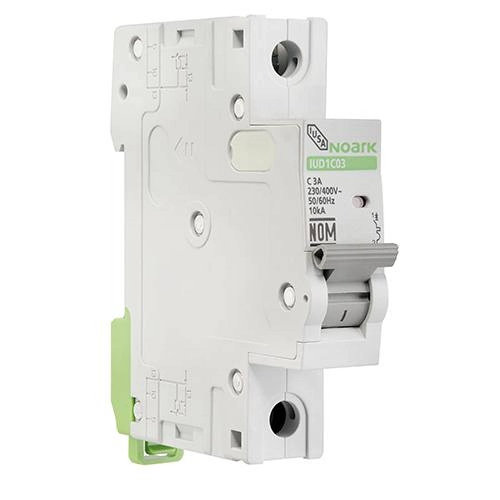 Interruptor termomagnético DIN 1 polo 25 A