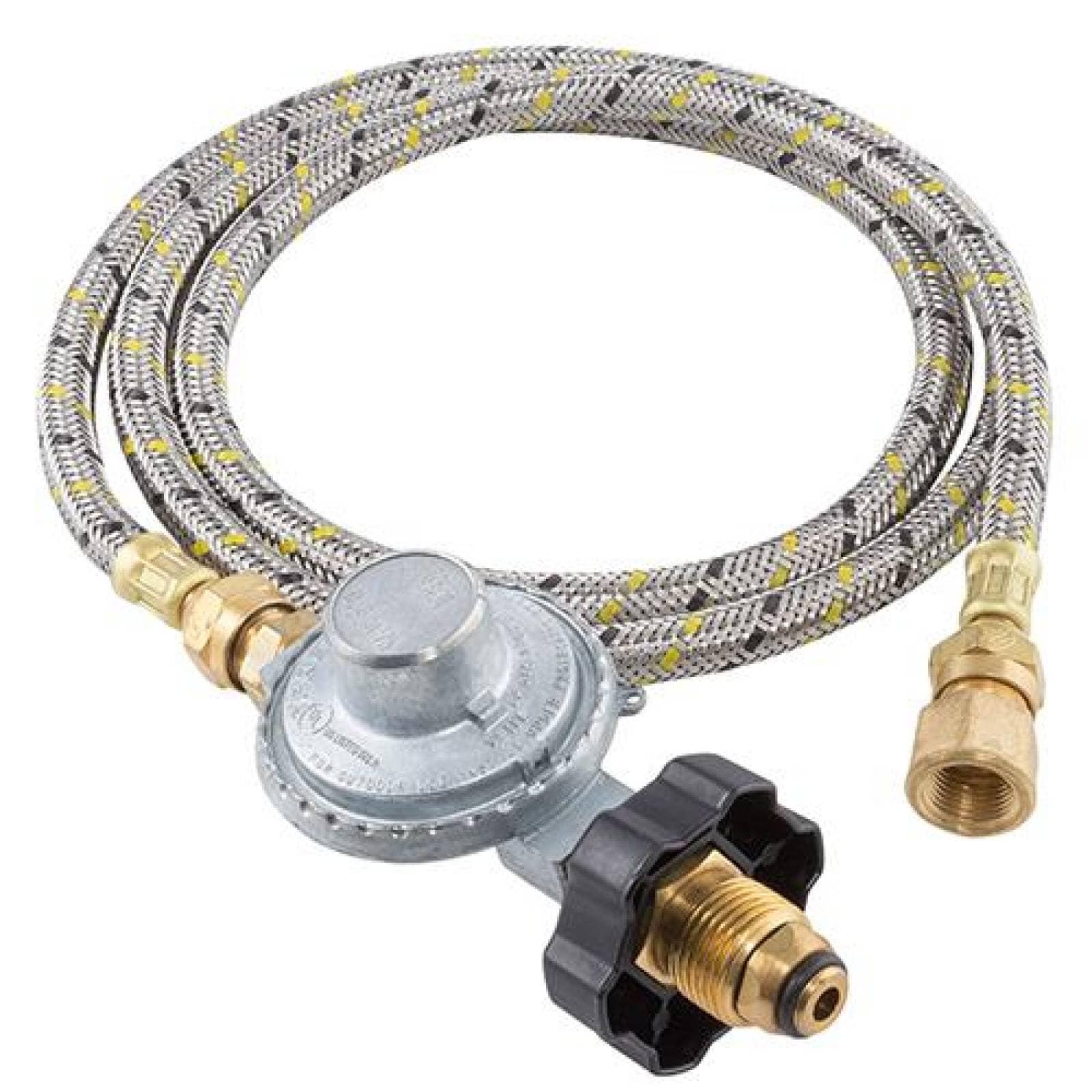 Conexión Regulador Gas LP manguera de 15 m Mod5000