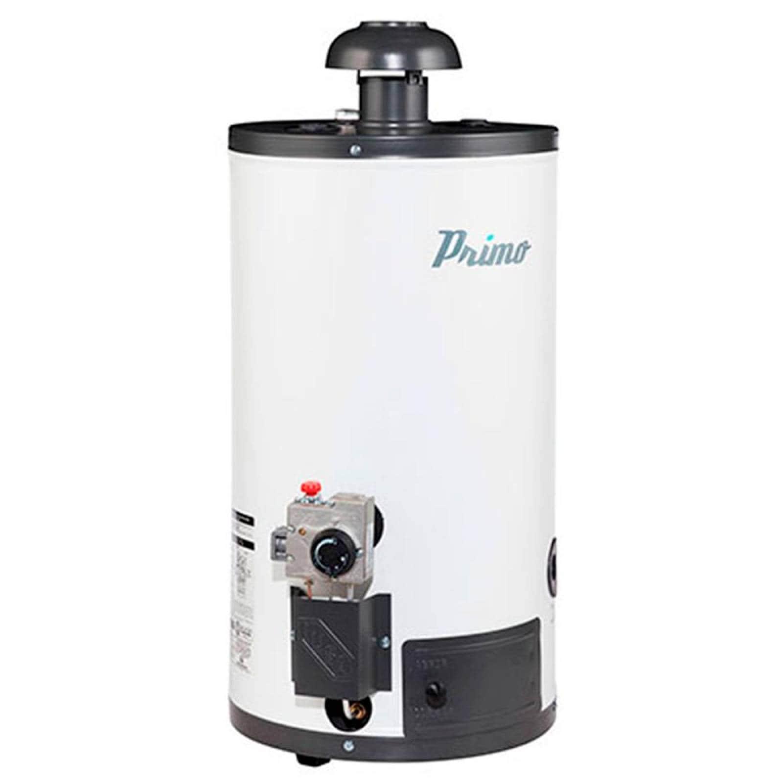 Calentador de Deposito Primo 38 L Gas Natural