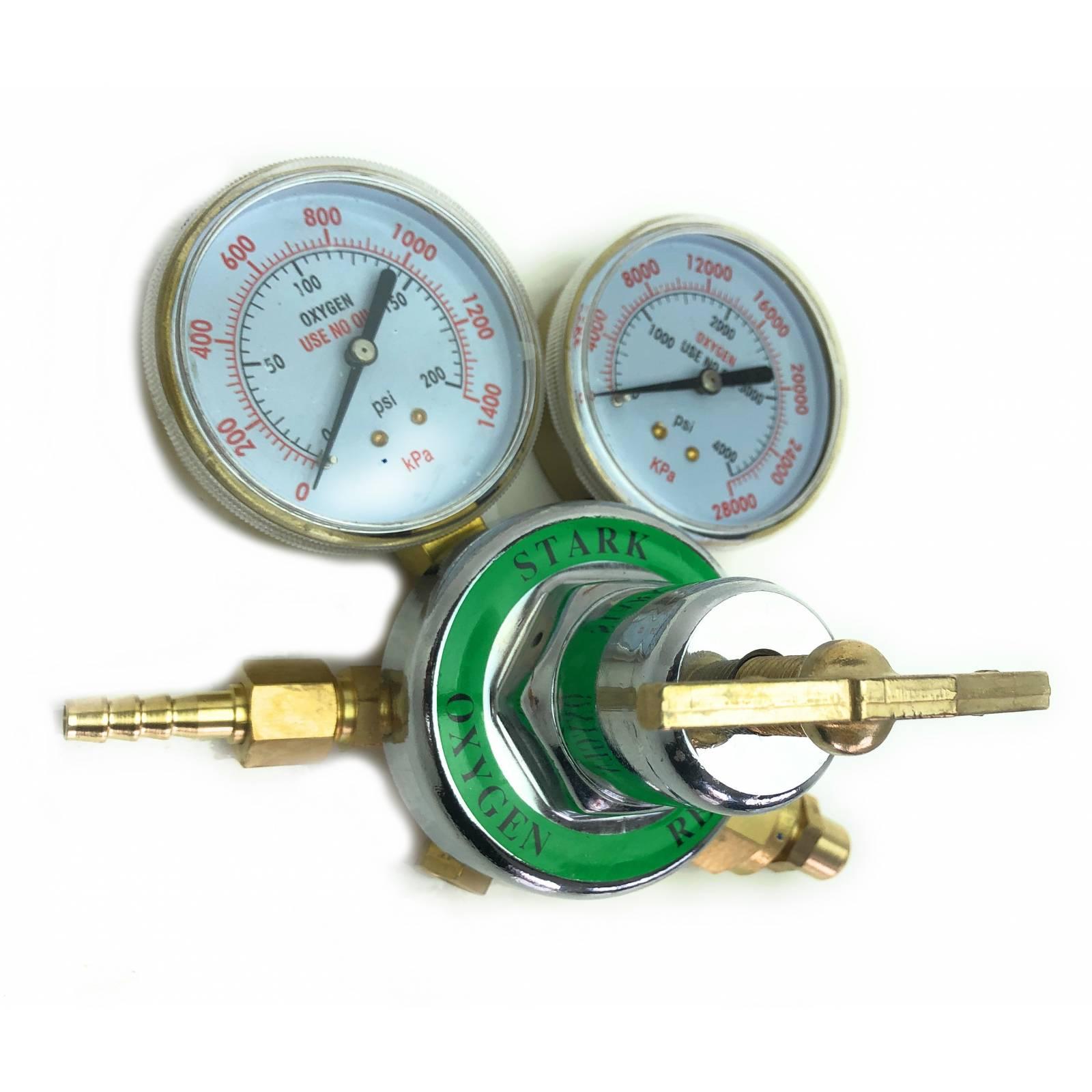Manometro Regulador Tipo H Oxigeno Cga 540 Stark 55089