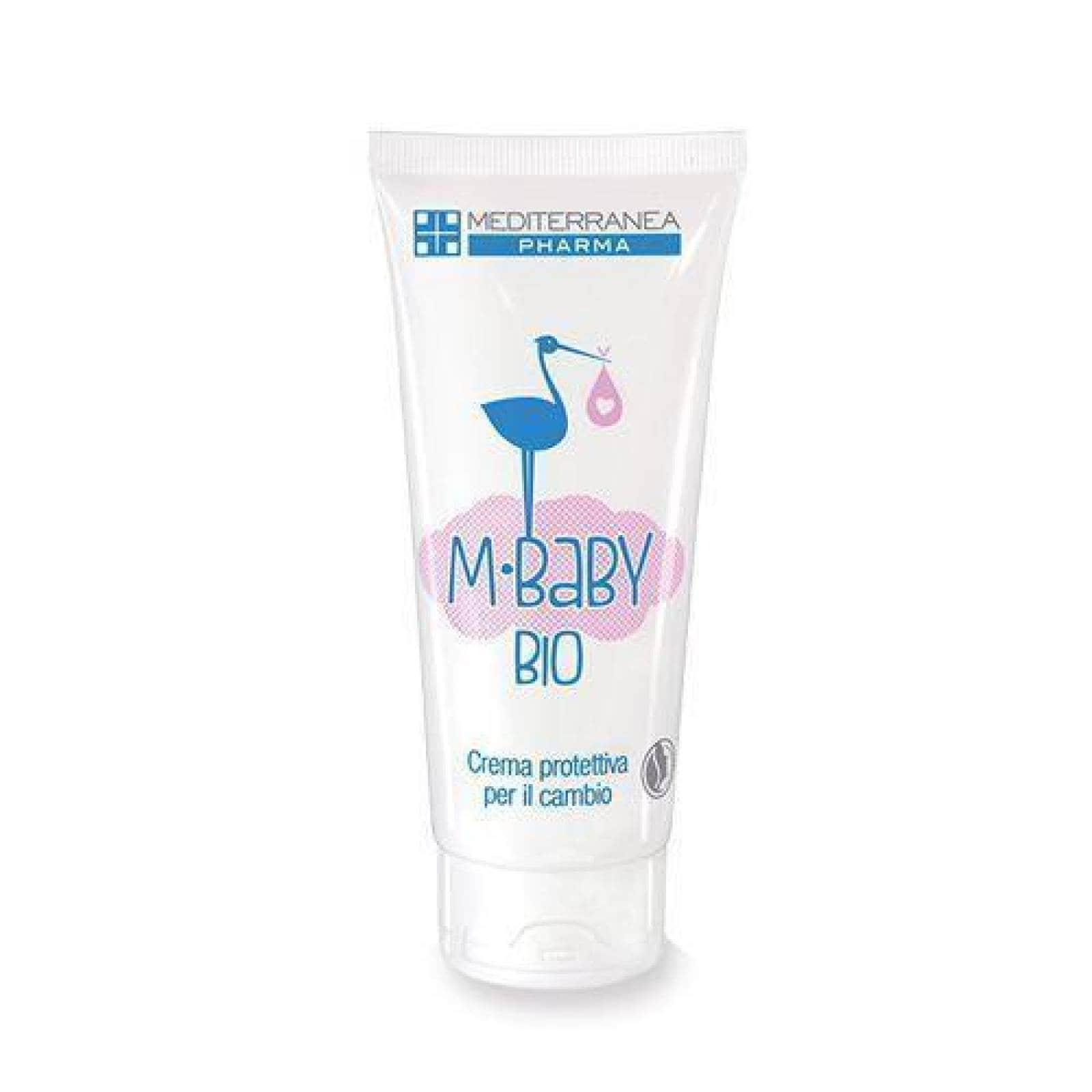 M Baby Bio Crema Protectora para Cambio de Pañal
