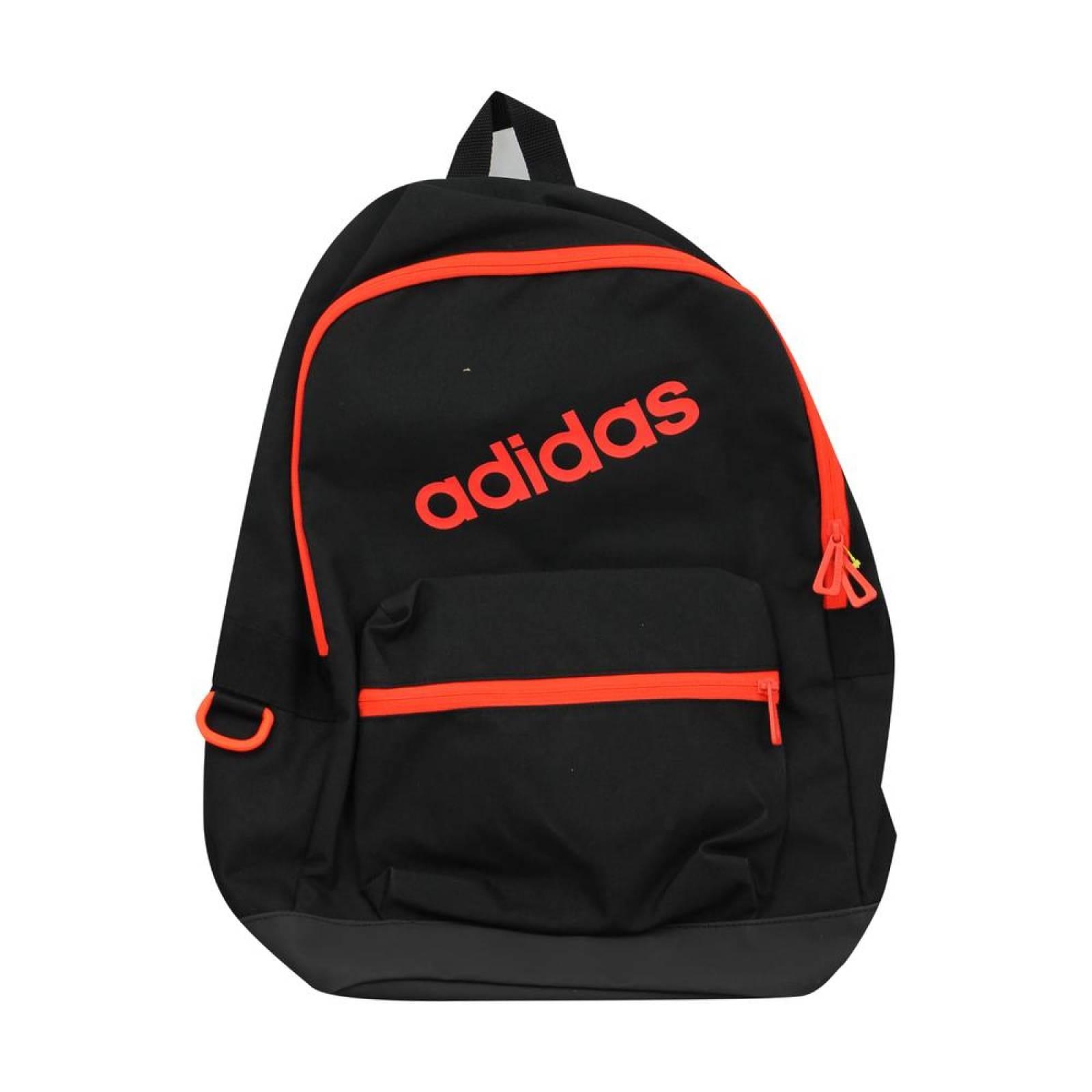 Mochila Adidas Daily CD9913 Negro Gorra Dad Cap De Regalo