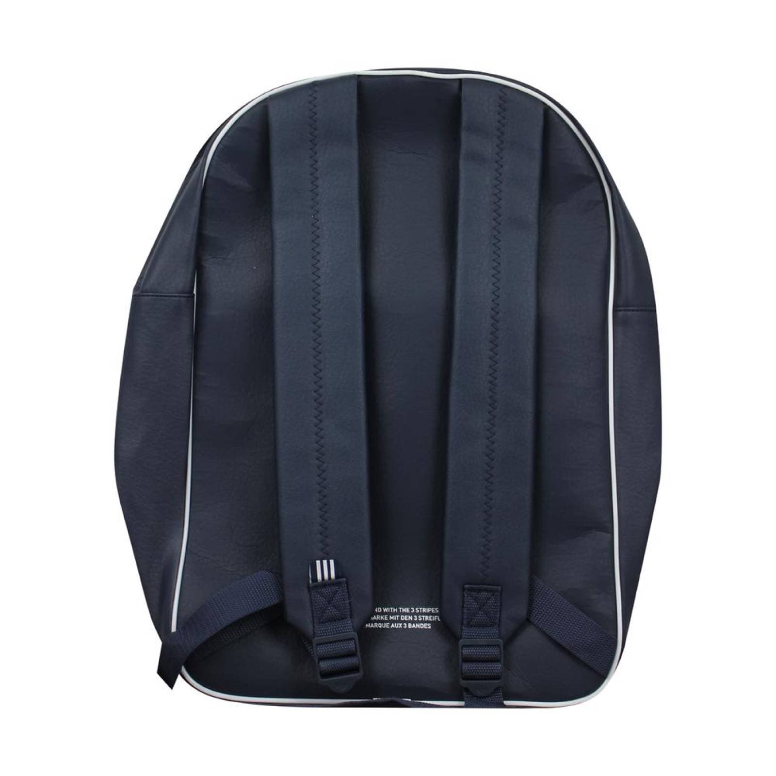 Mochila Adidas BK2106 Azul Marino Gorra Dad Cap De Regalo