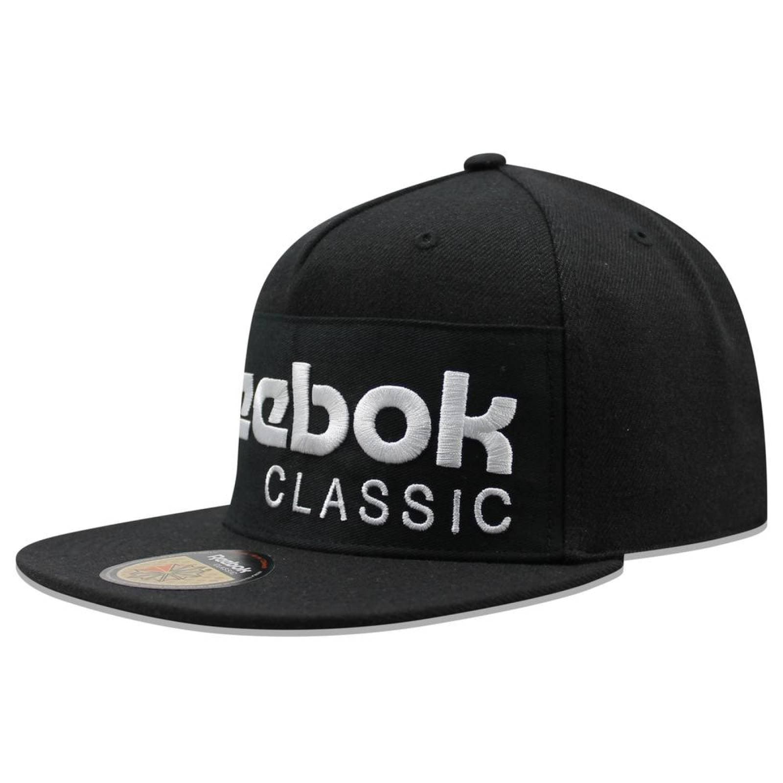 Gorra Reebok Classic Snapback Foundation Negro