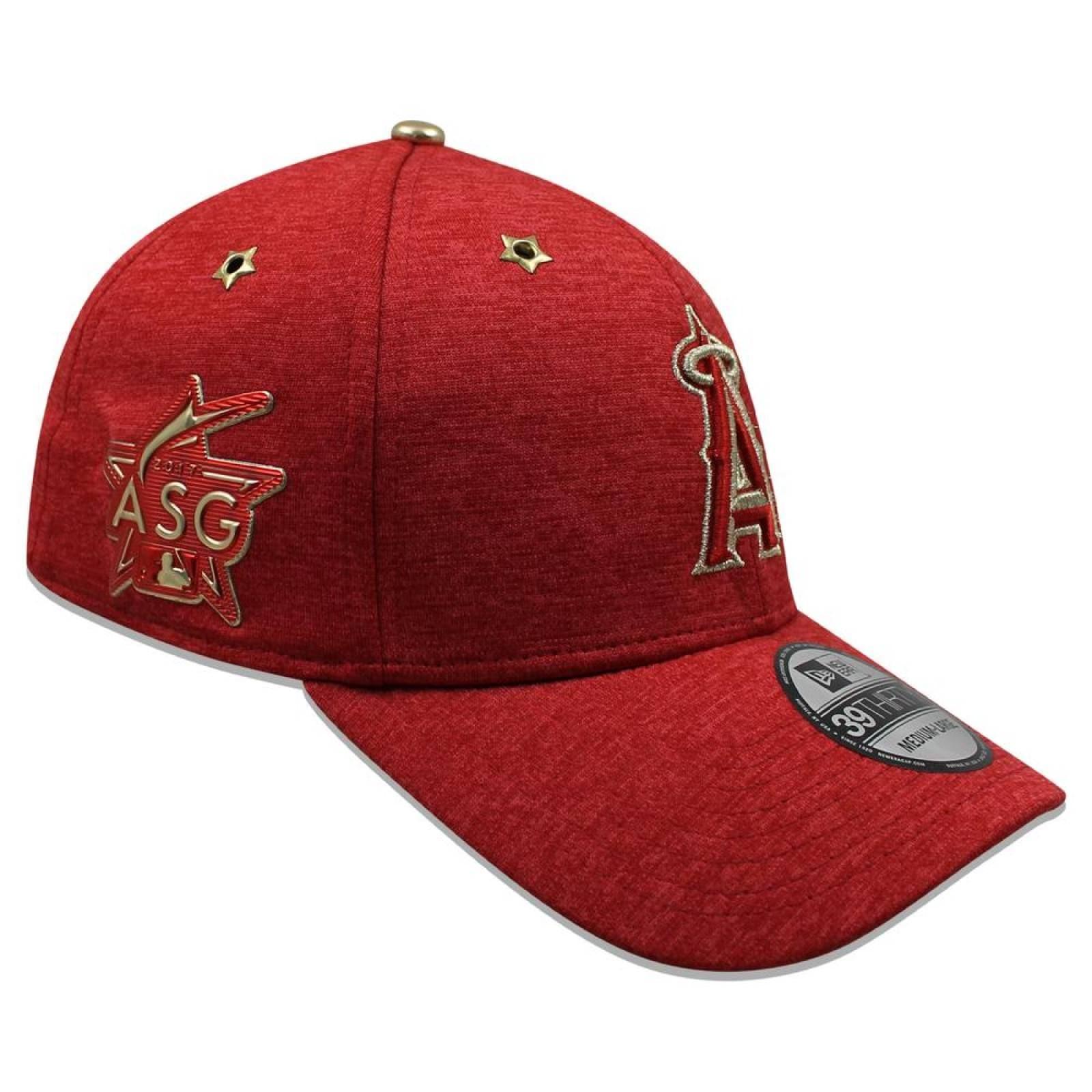 Gorra New Era 39 Thirty MLB 2017 Angels All Star Game Rojo