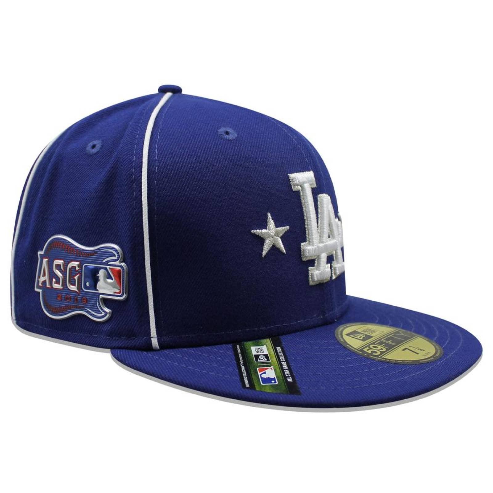 Gorra New Era 59 Fifty MLB Blue Dodgers Star Game 2019 Azul