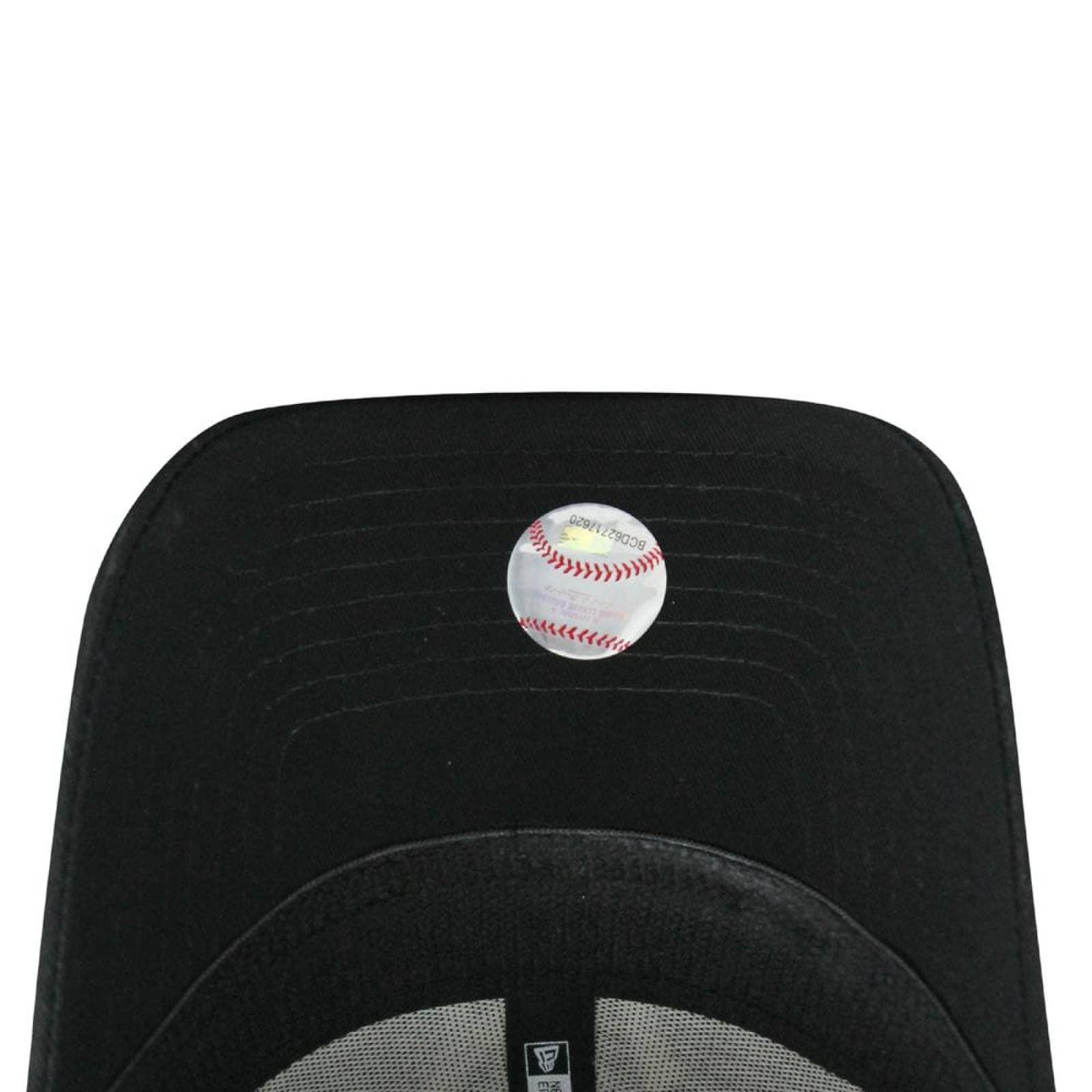 Gorra New Era 39 Thirty MLB Yankees Neo Malla Negro