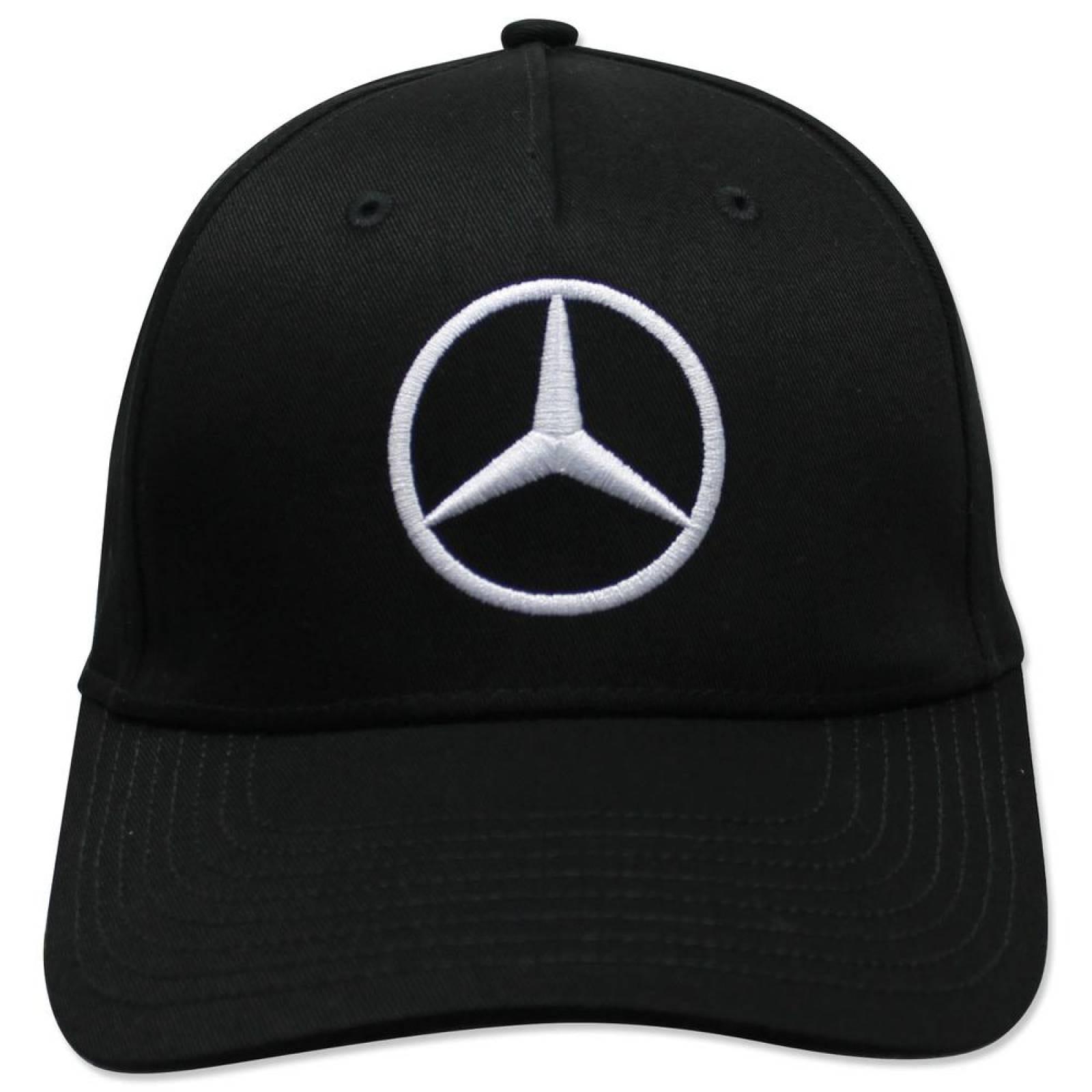 Gorra F1 Mercedes Benz Lewis Hamilton Driver Negro