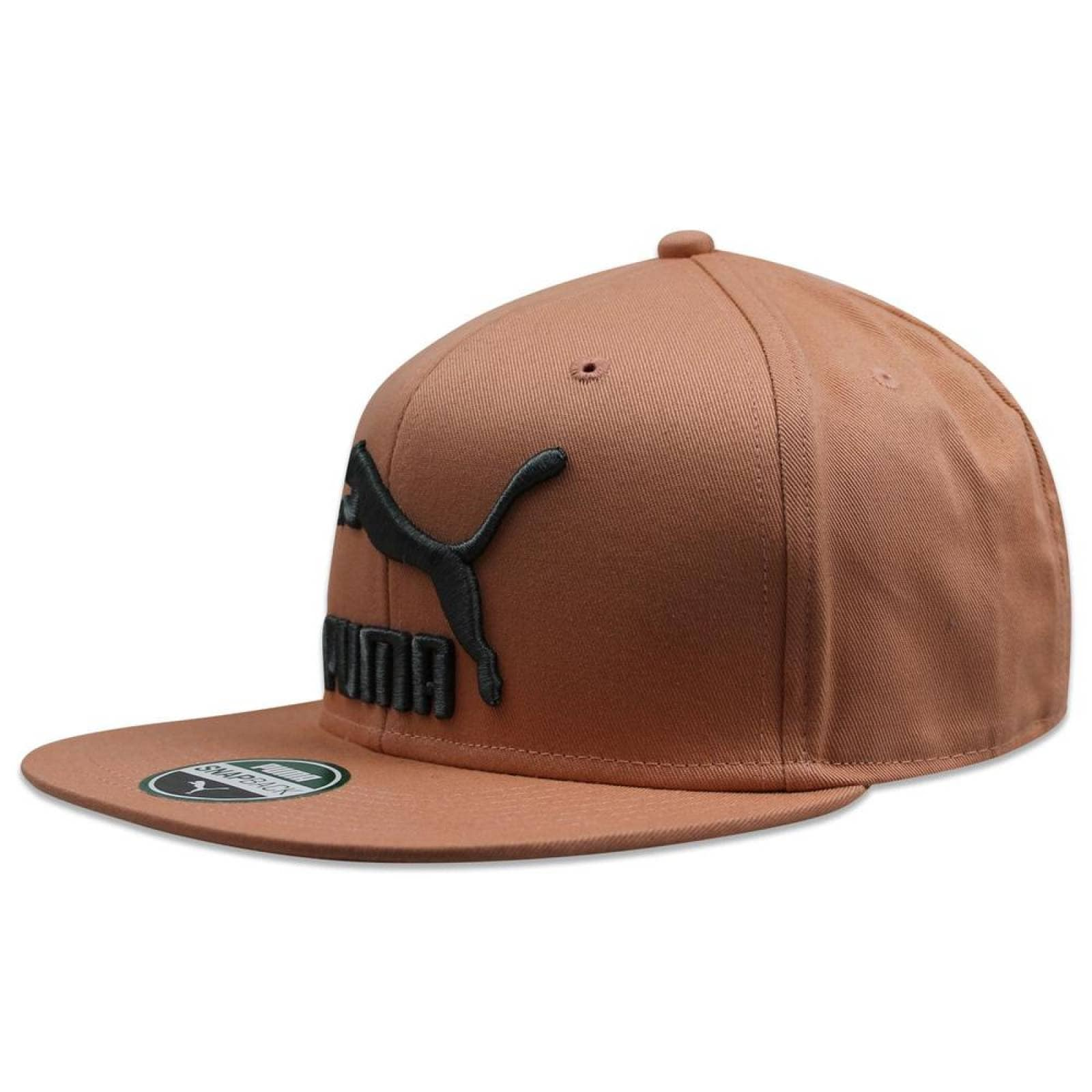 Gorra Puma Snapback Color Block Muted Clay Rosa