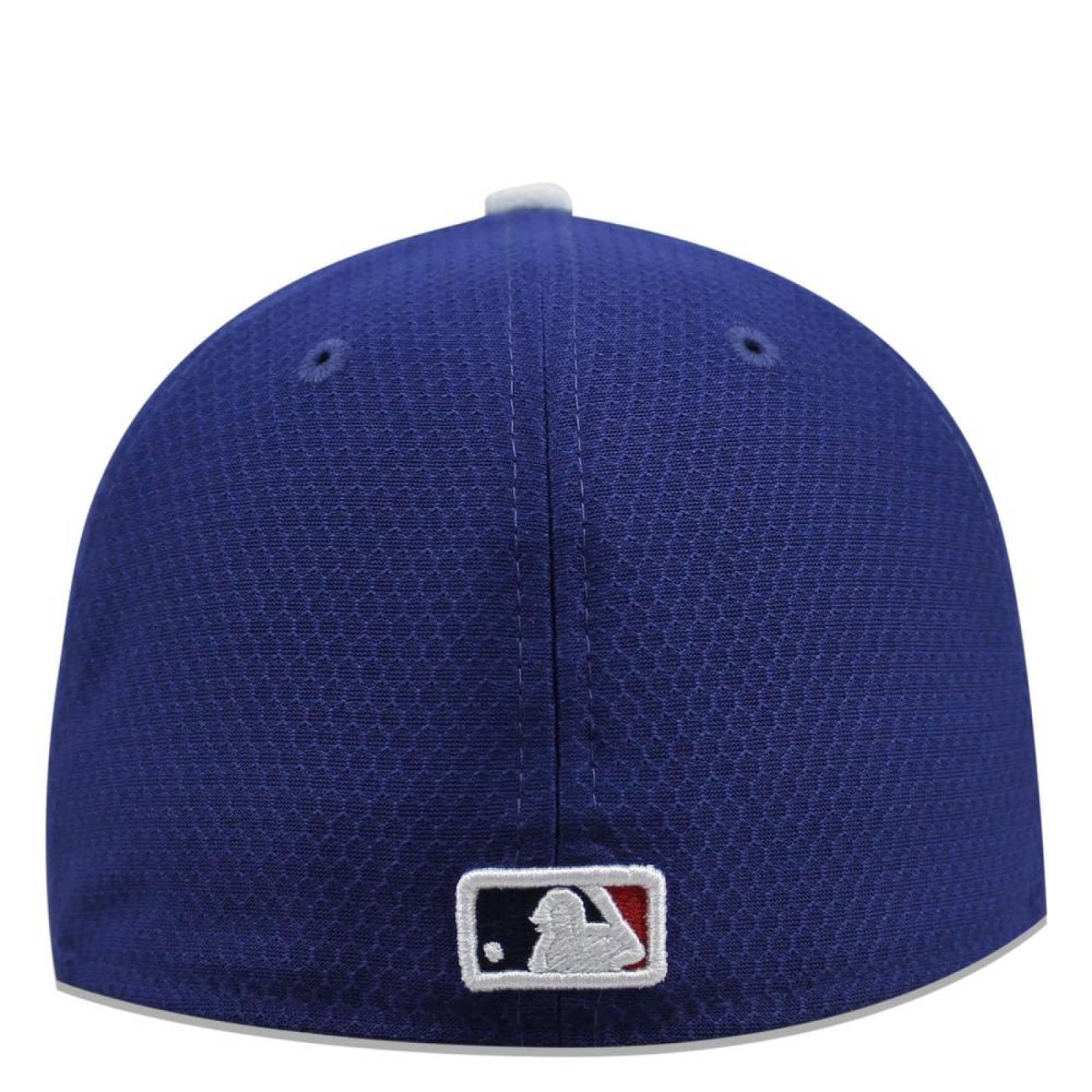 Gorra New Era 59 Fifty MLB Dodgers Batting Practice Azul