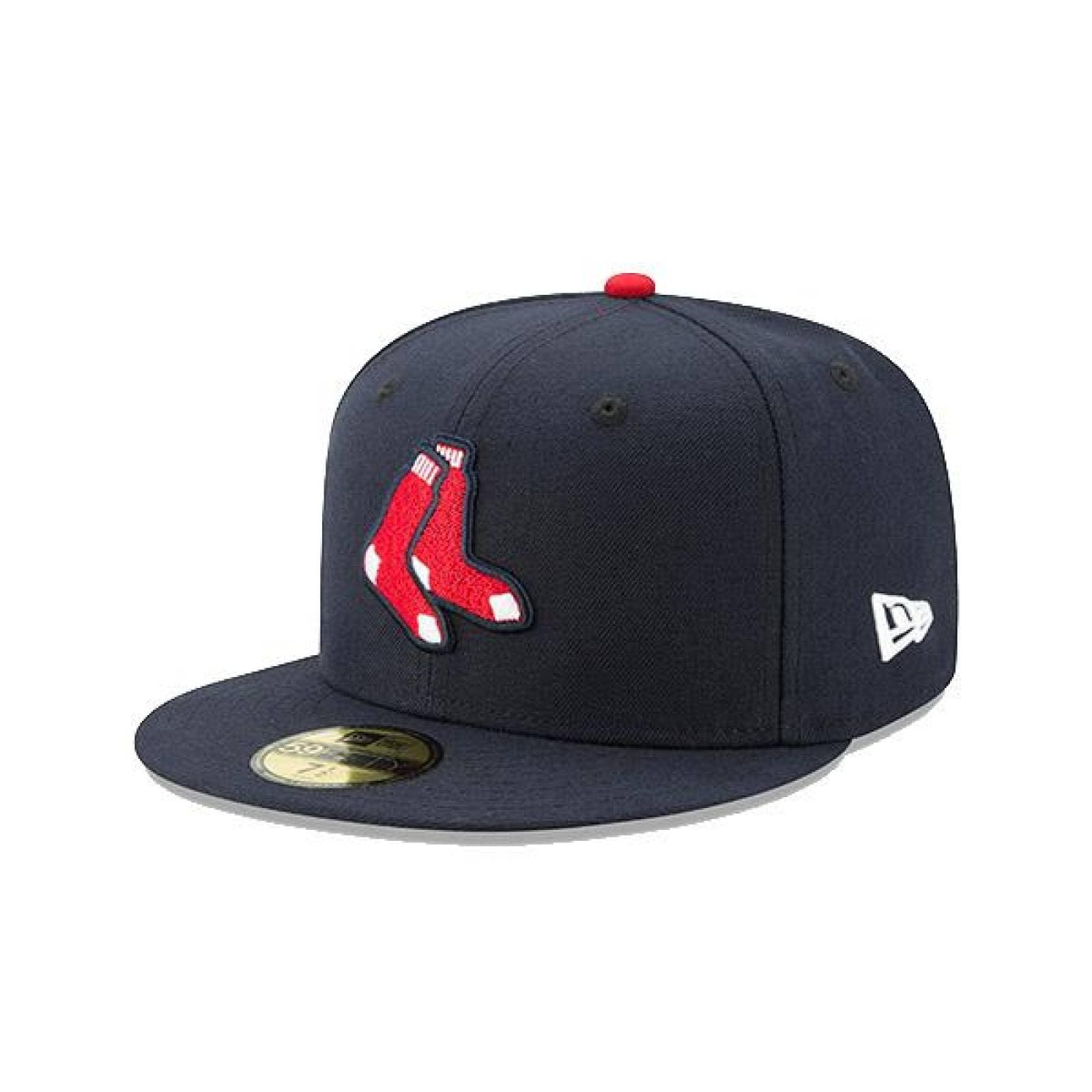 Gorra New Era 5950 MLB Boston Red Sox Alterna Azul