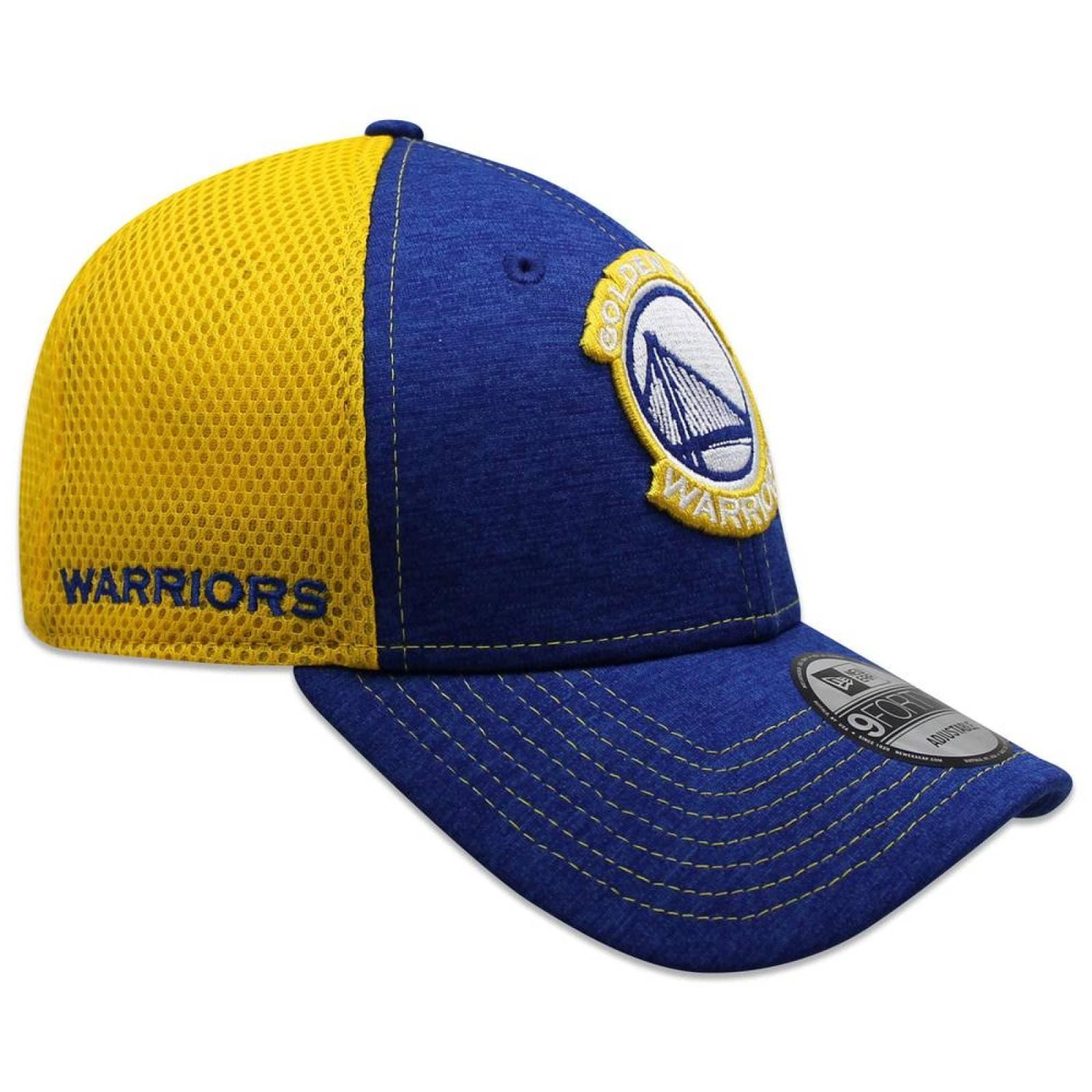 Gorra New Era 9 Forty NBA Warriors Surge Stitcher Azul Unitalla
