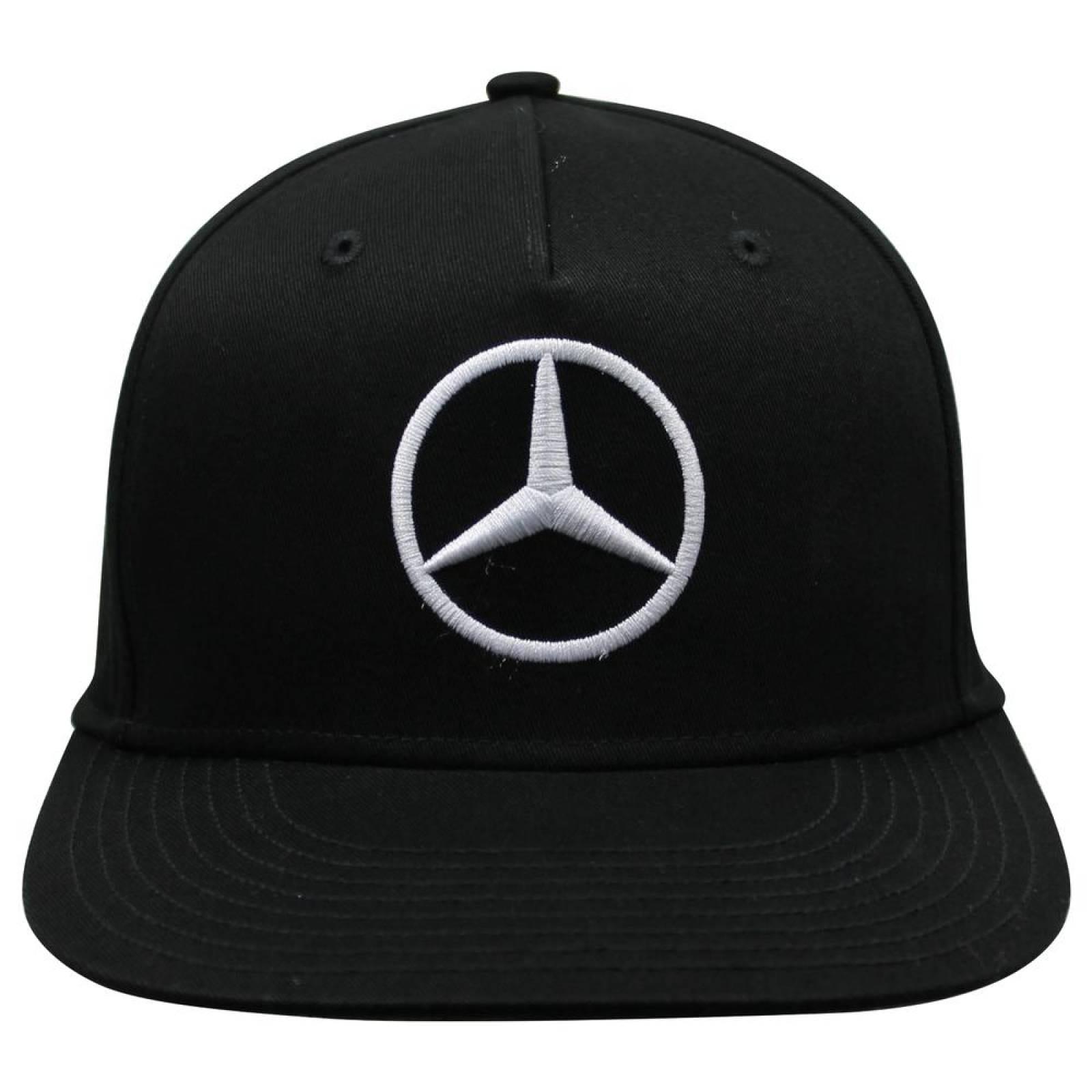 Gorra F1 Mercedes Benz AMG Petronas Drivers Negro