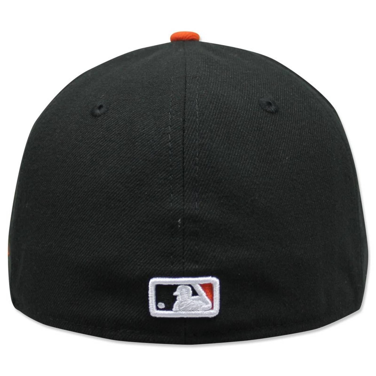 Gorra New Era 5950 MLB Giants Ac Perf Negro
