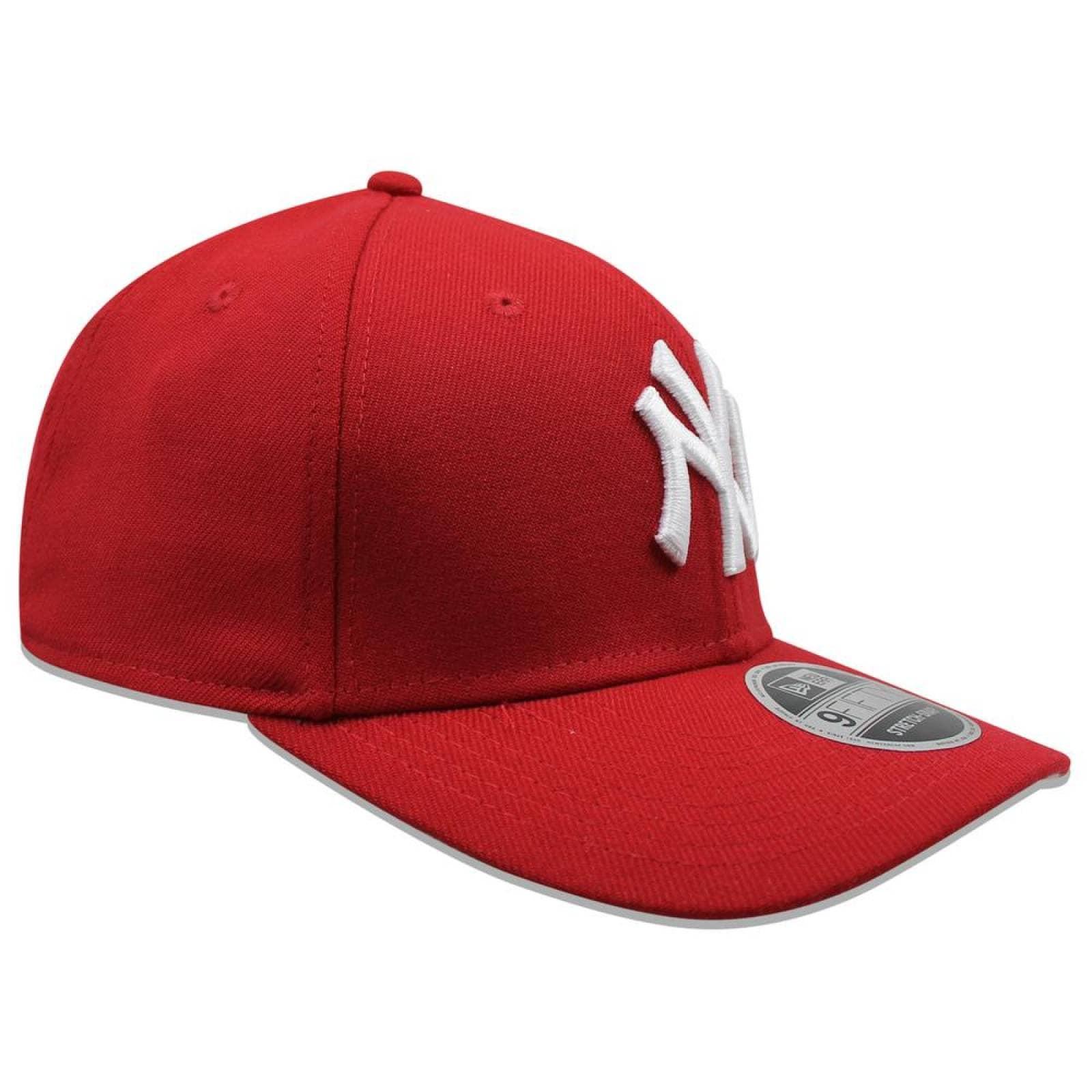 Gorra New Era Stretch Snap 9 Fifty MLB Yankees Rojo